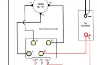 12 Volt Winch solenoid Wiring Diagram New Amazing Warn Winch 8274 Wiring Diagram Gallery Everything You Need