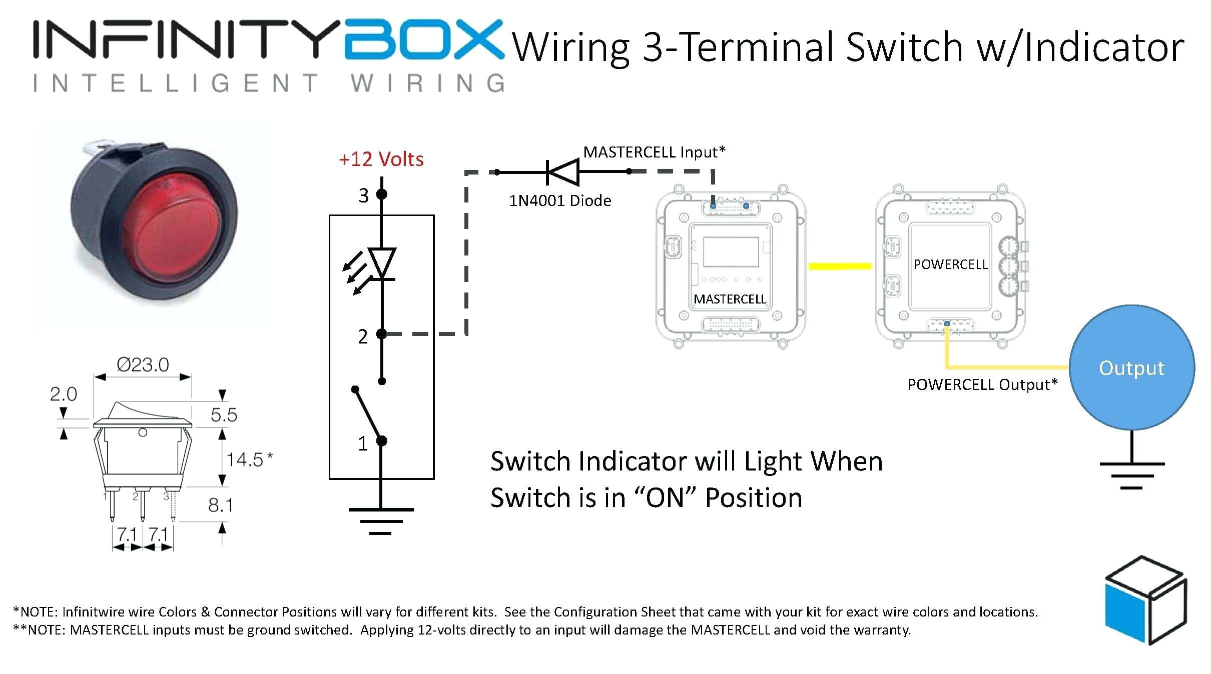 Diode Wiring Diagram 12v Battery Isolator A Switch With An