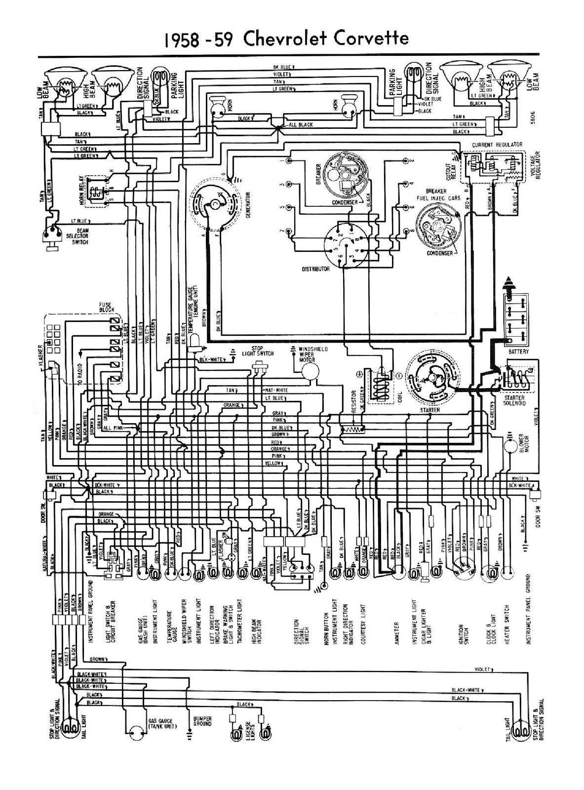1985 Chevy Starter Wiring Diagram Further 1979 Chevy Wiring Diagram ...