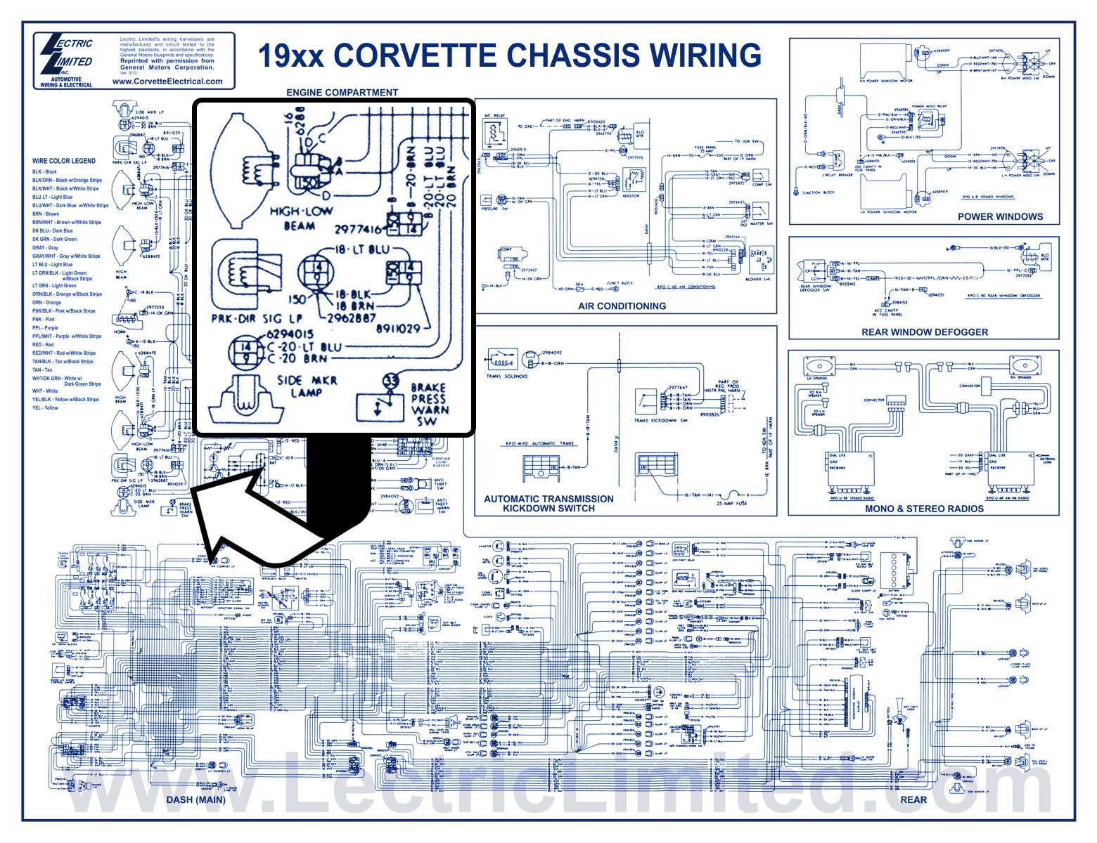 1979 corvette wiring diagram awesome wiring diagram image rh mainetreasurechest com 1979 corvette wiring diagram free 1979 corvette wiring diagram dome lamps