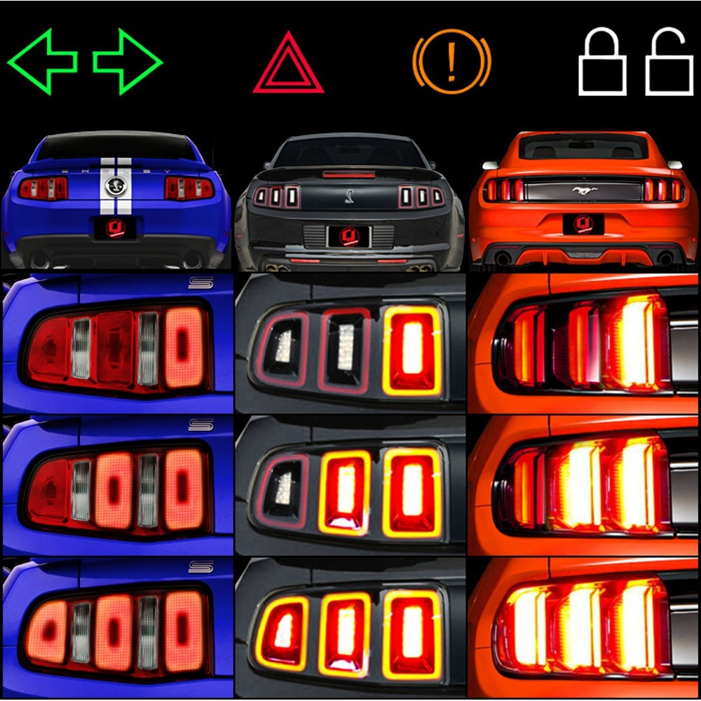 Diode Dynamics Sequencer Tail Light Kit 2010 2018