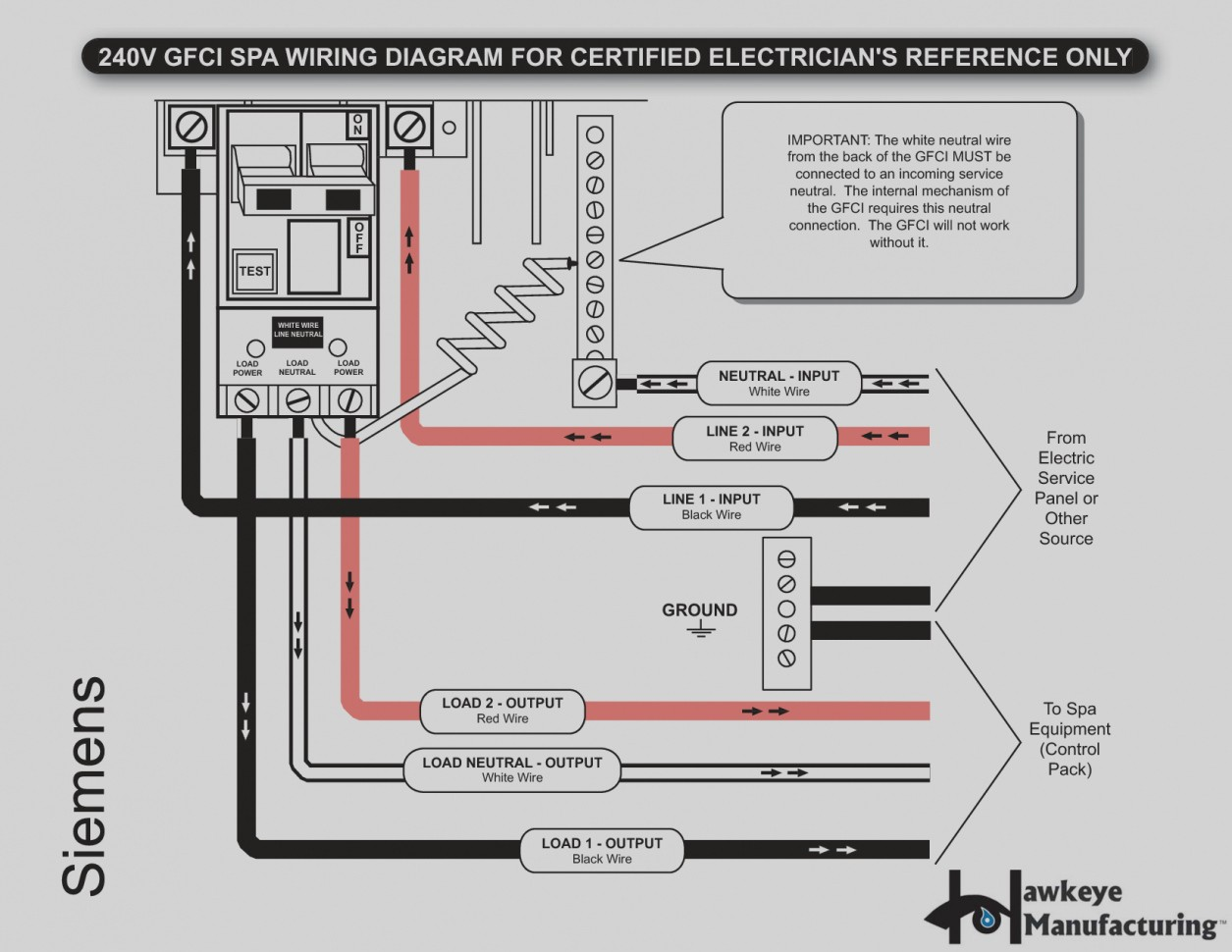 inspirational of cutler hammer gfci breaker wiring diagram eaton rh sidonline info Cutler Hammer Panels Cutler Hammer 20 Amp Circuit Breaker
