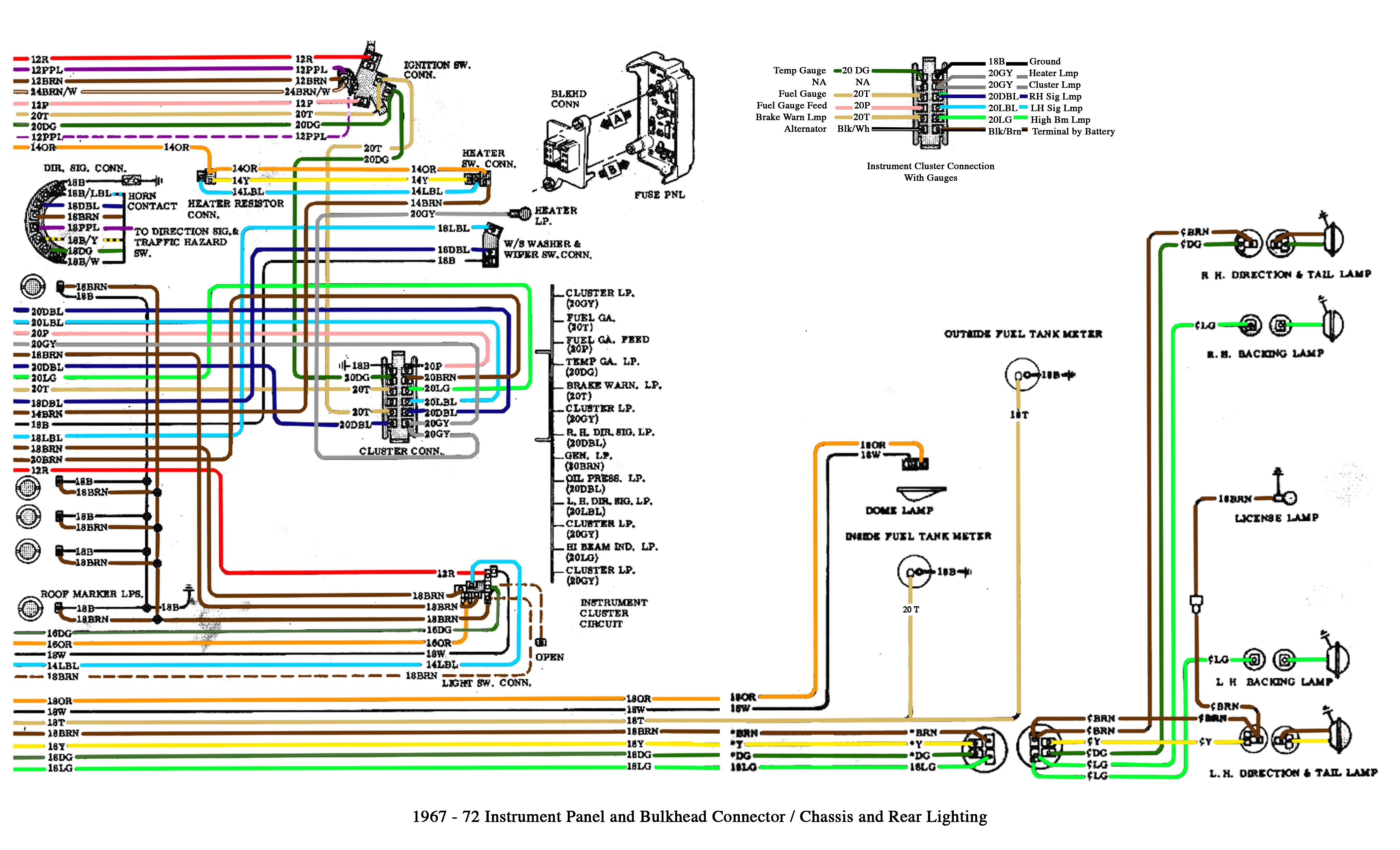 1973 C65 Wiring Diagram Detailed Schematics Electrical For A House 1975 Chevy Diagrams Symbols