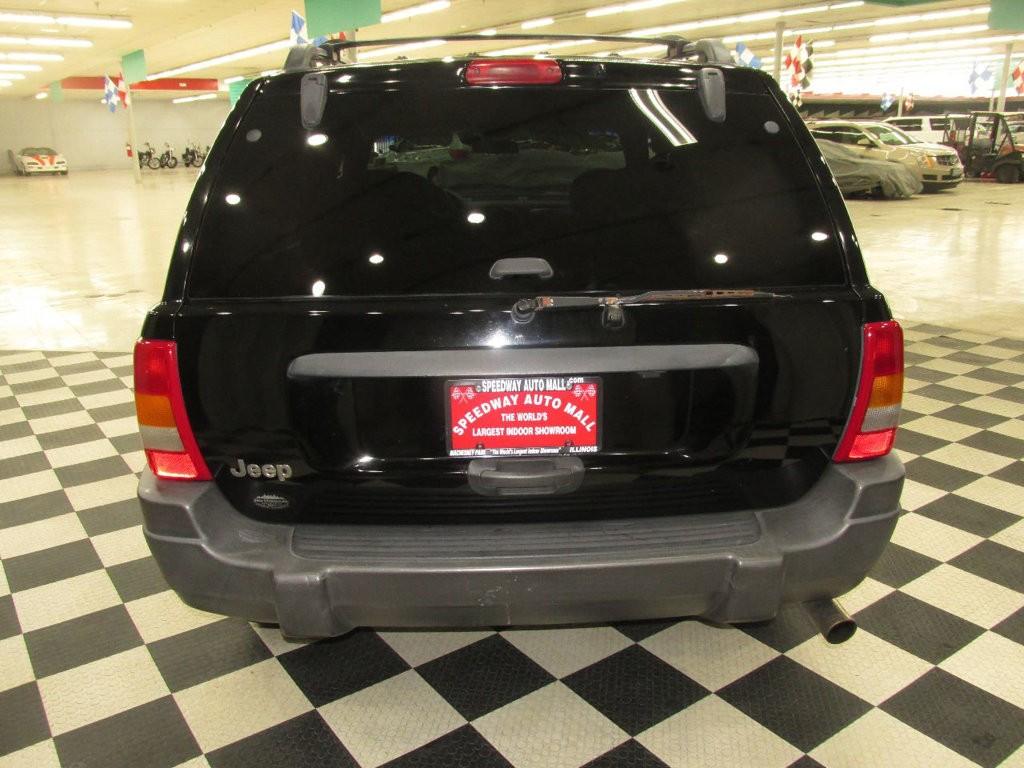 2001 Jeep Grand Cherokee 4dr Laredo 4WD 4