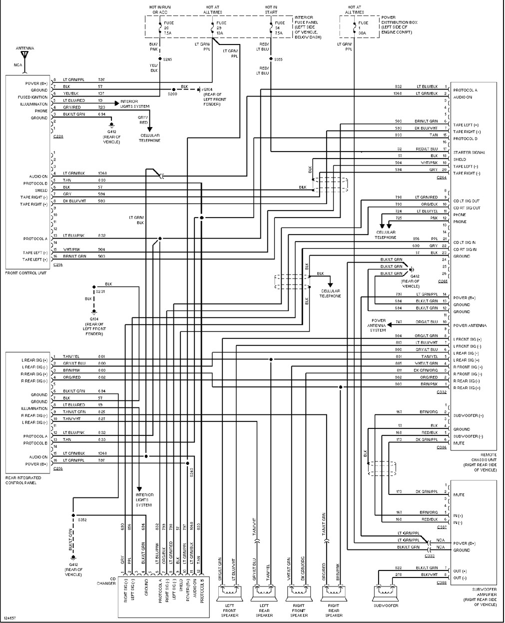2007 F150 Radio Wiring Diagram from mainetreasurechest.com