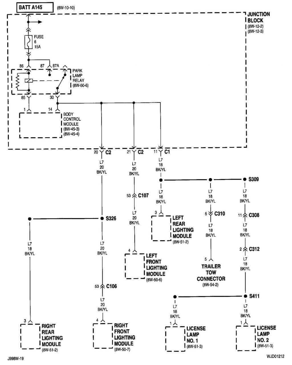 Wiring Diagram Jeeprty Tail Light Wiring Diagram2004 Diagram