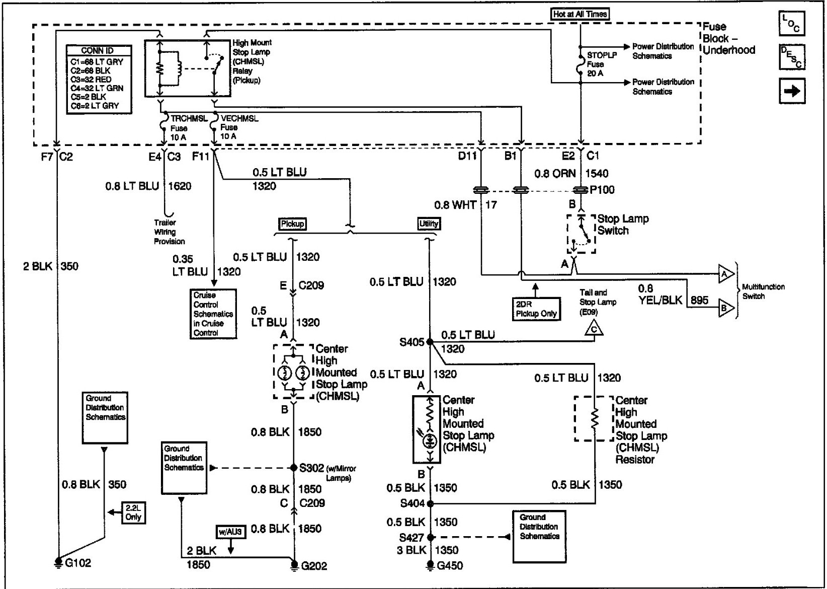 Awesome Tail Lights Wiring Diagram Everything You Need to
