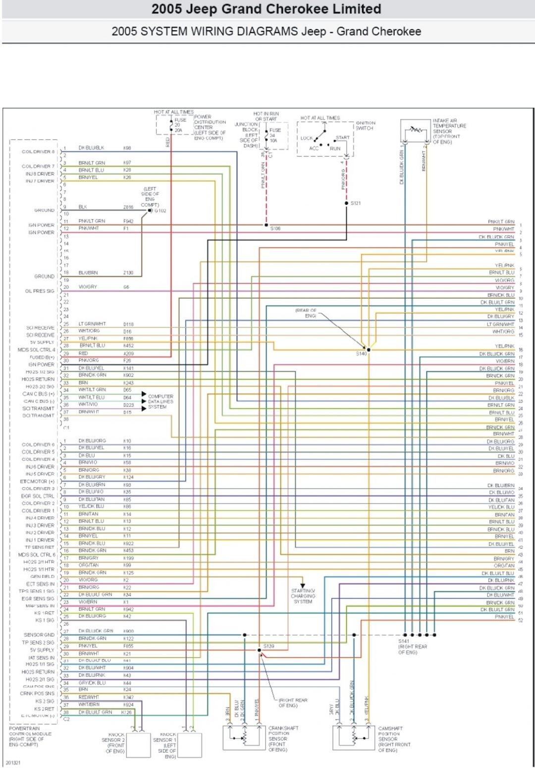 77efda 2005 jeep grand cherokee radio wiring diagram   wiring library  wiring library
