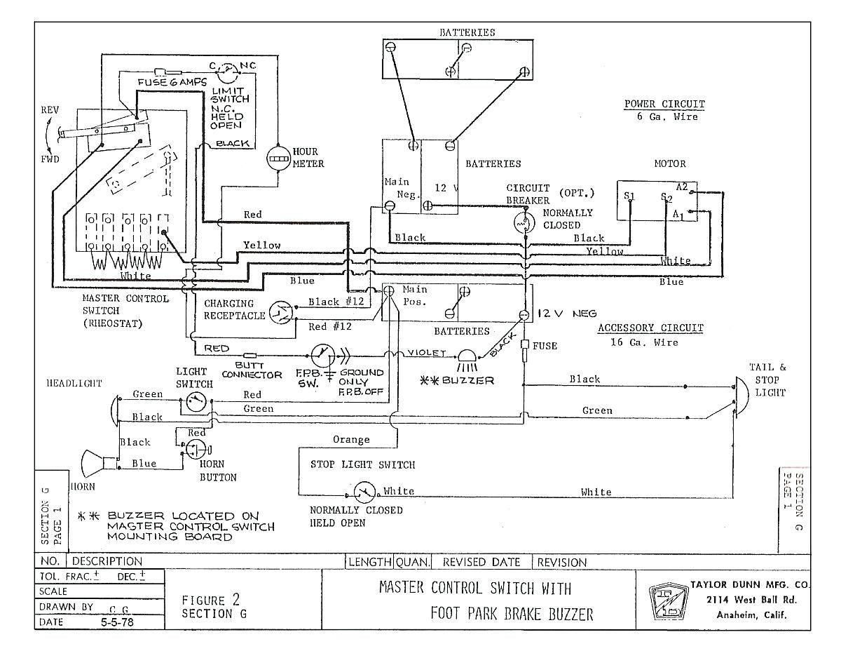 Full Size of Ez Go Golf Cart 36 Volt Wiring Diagrams Electric Diagram Archived Wiring