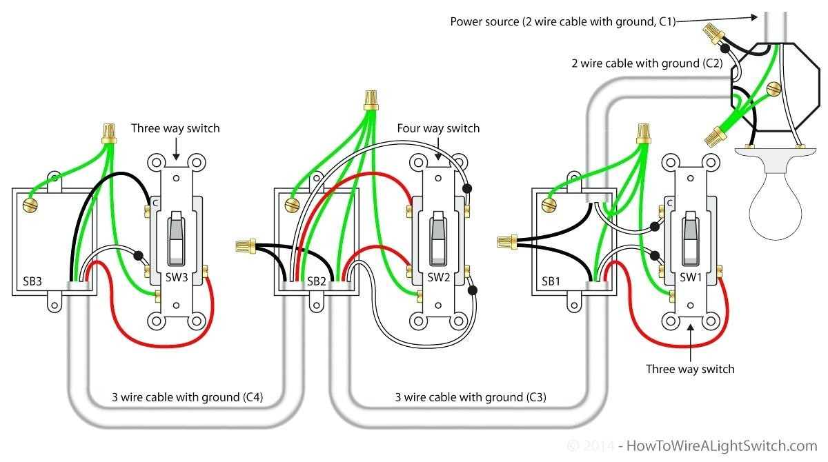 0B1 Rotary 4 Way Switches Wiring Diagram For A | Wiring LibraryWiring Library