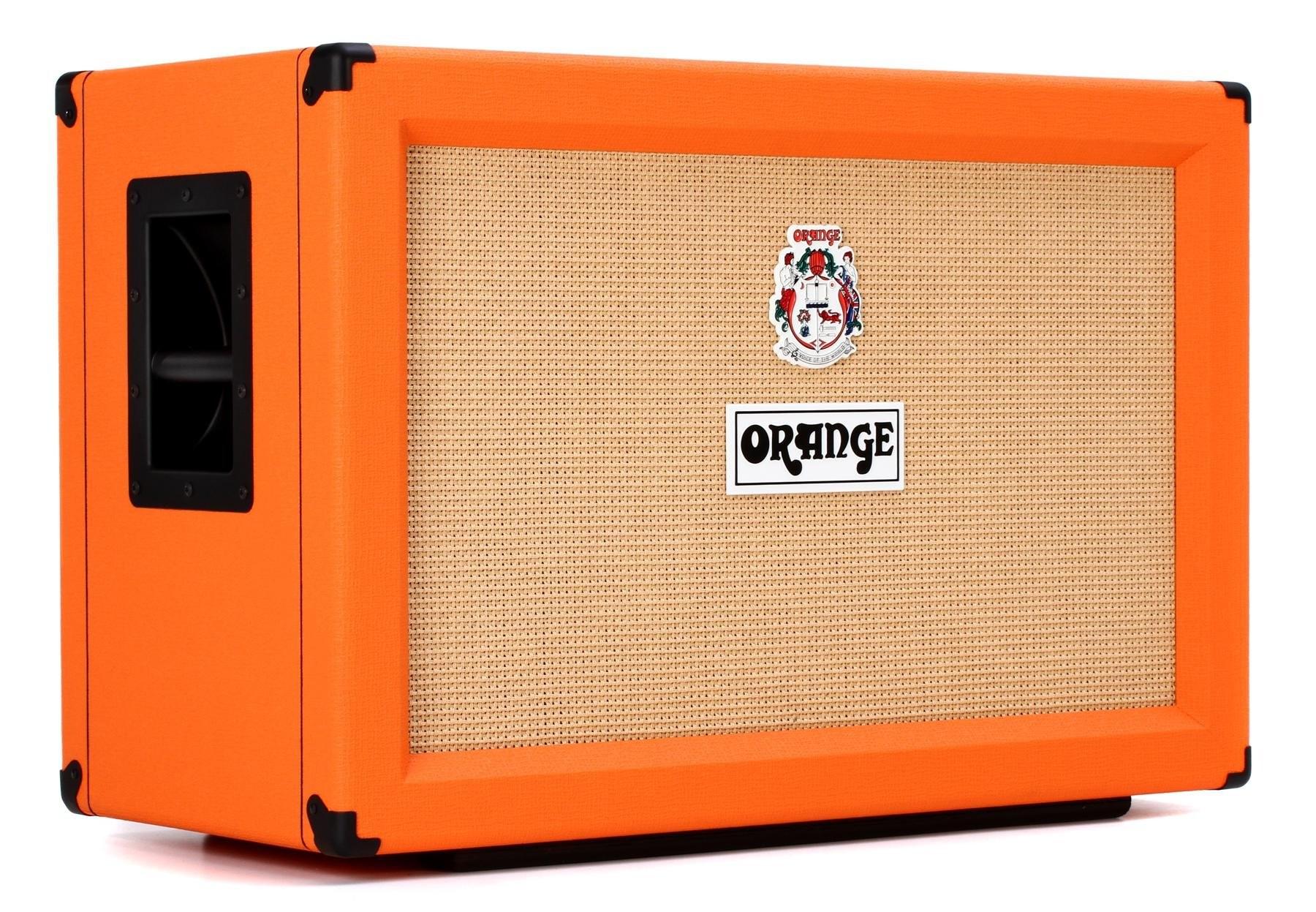 "Orange PPC212 120 watt 2x12"" Cabinet image 1"