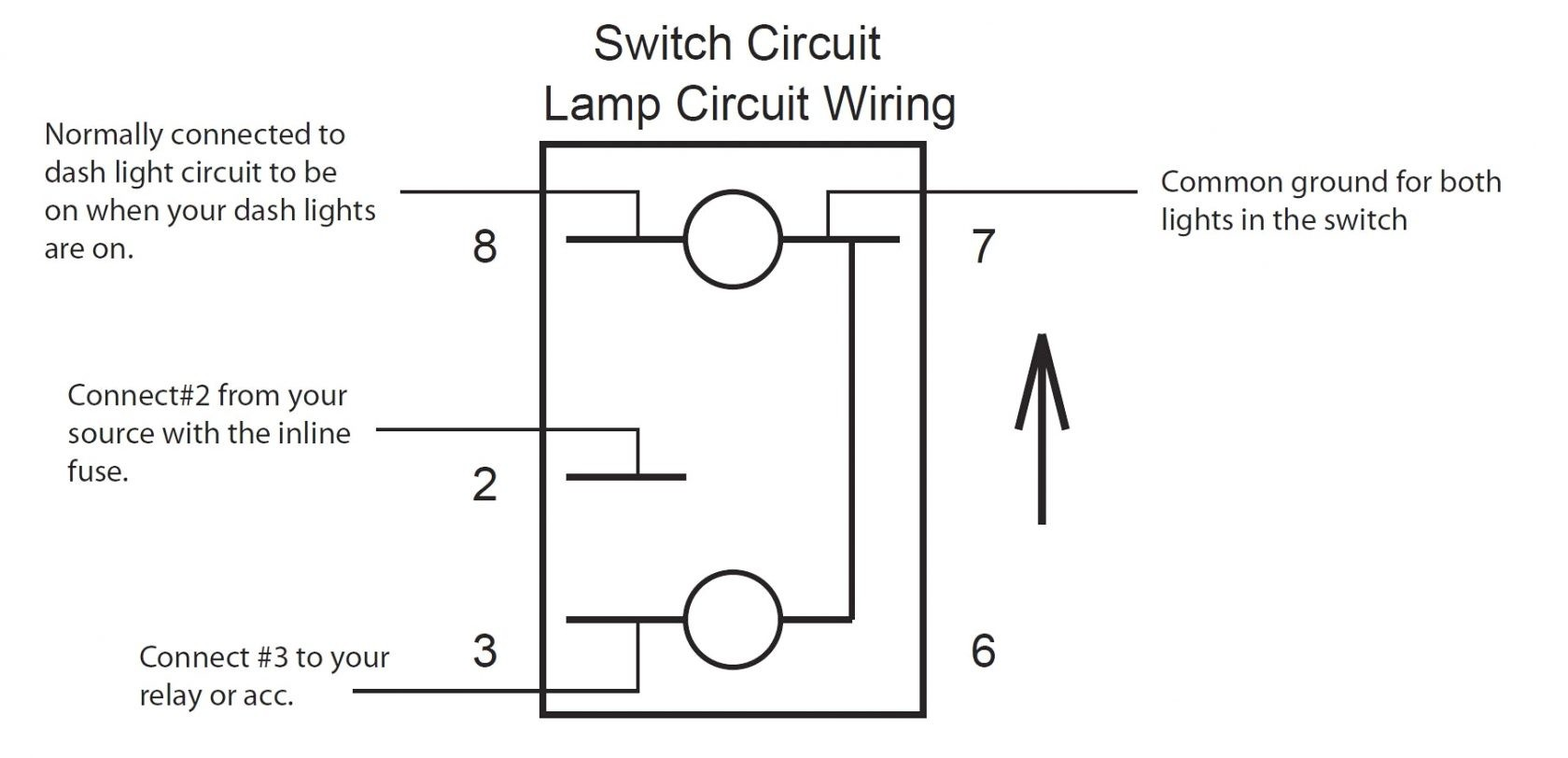 Lighted rocker switch wiring a relay from wiring diagram 5 pin rocker switch wiring diagram unique wiring diagram image light switch wiring diagram diagram pinring asfbconference2016 Gallery