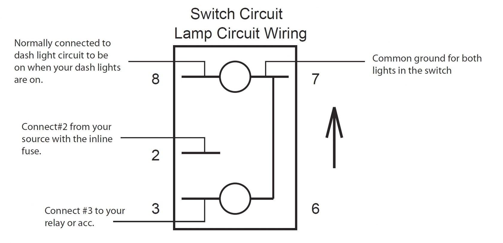 Daystar Switch Wiring Diagram 4 Pin Wiring Diagrams Schematics