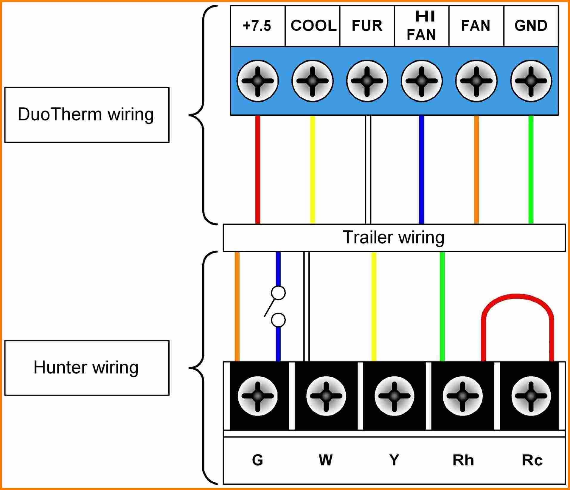 fortable Ac Wire Colors Inspiration Wiring Diagram Beautiful Thermostat