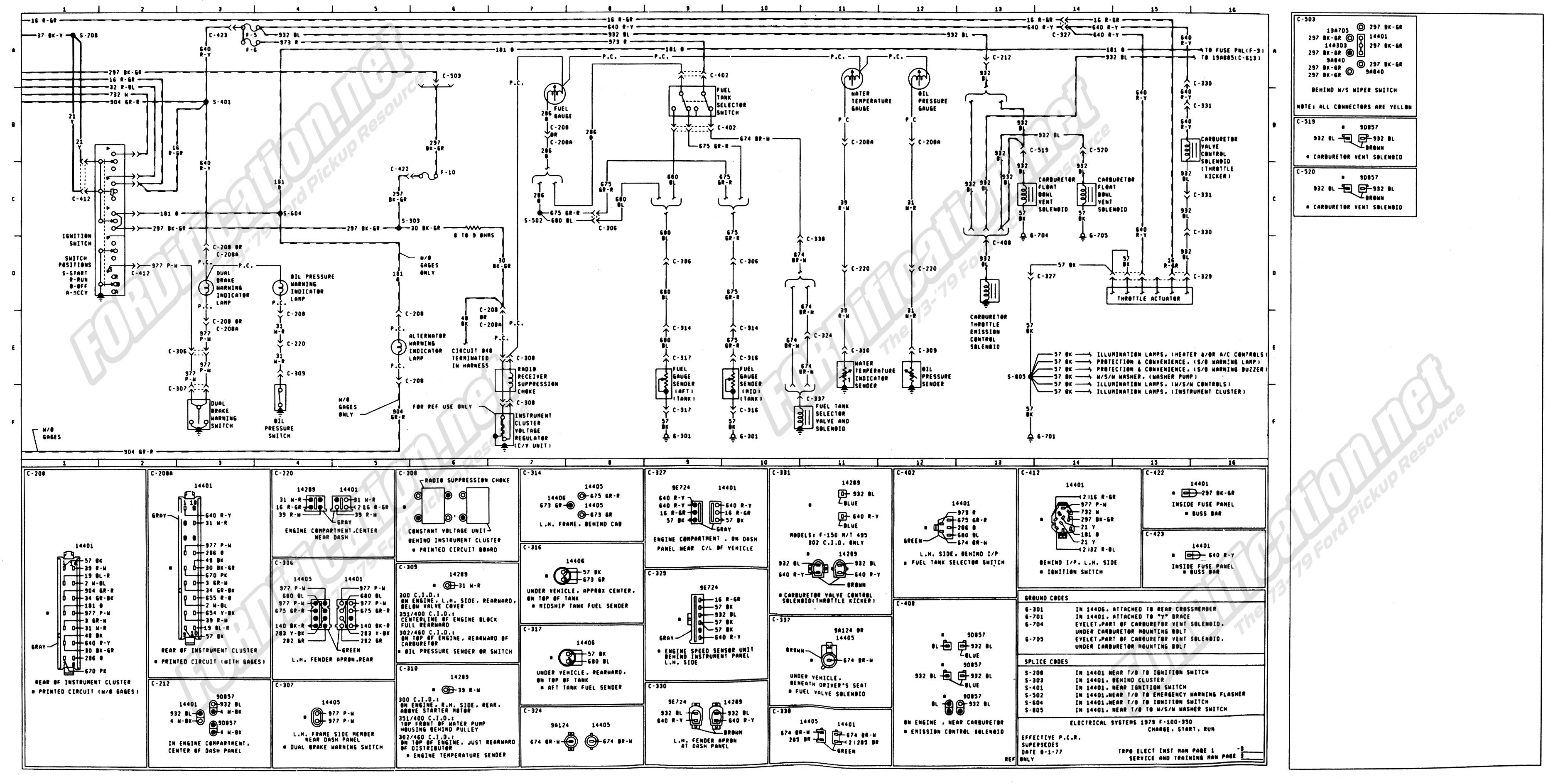 Ford Fuel Tank Selector Valve Wiring Diagram