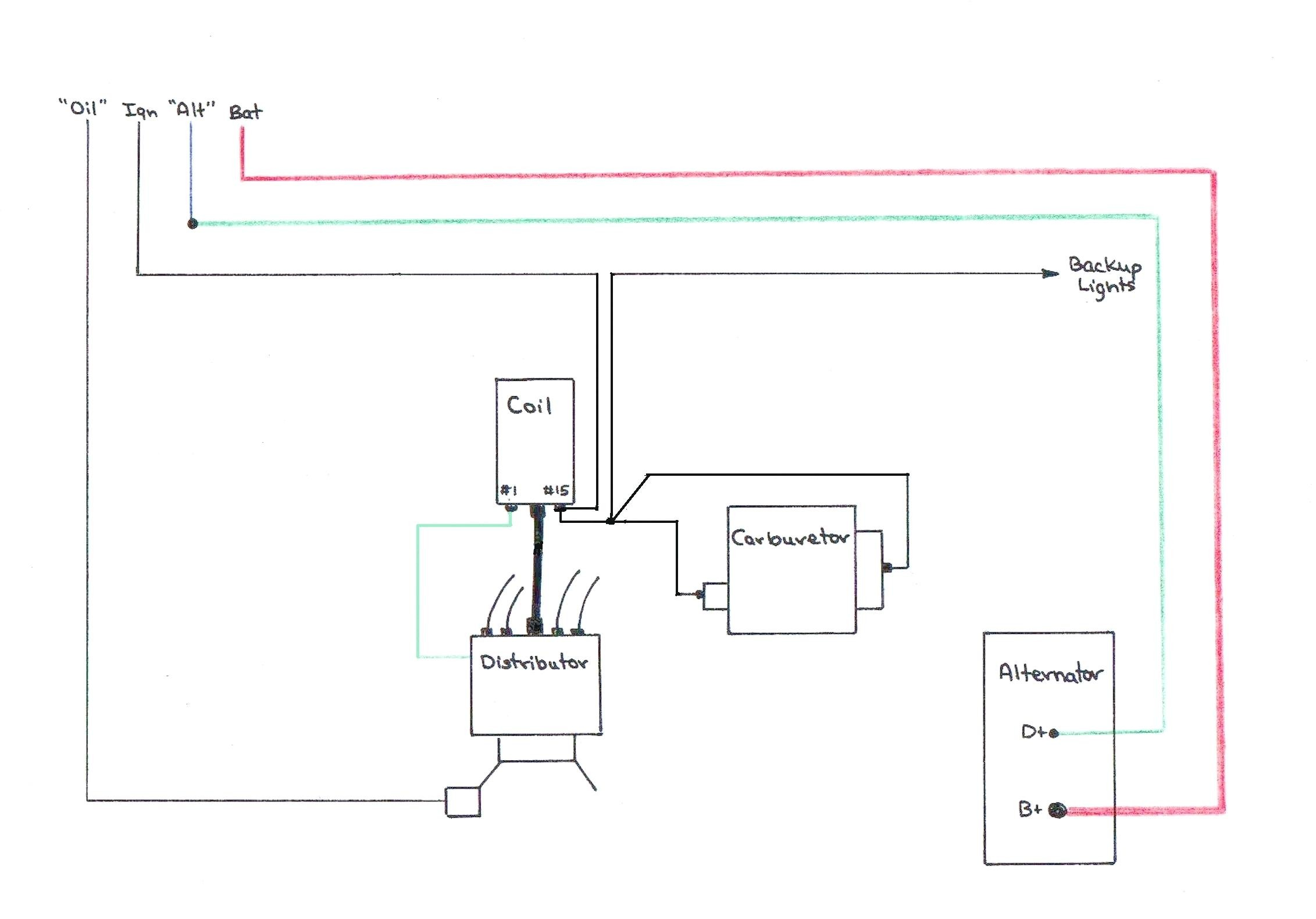 Ford 8n 12v Conversion Wiring Diagram Volt Electrical Alternator