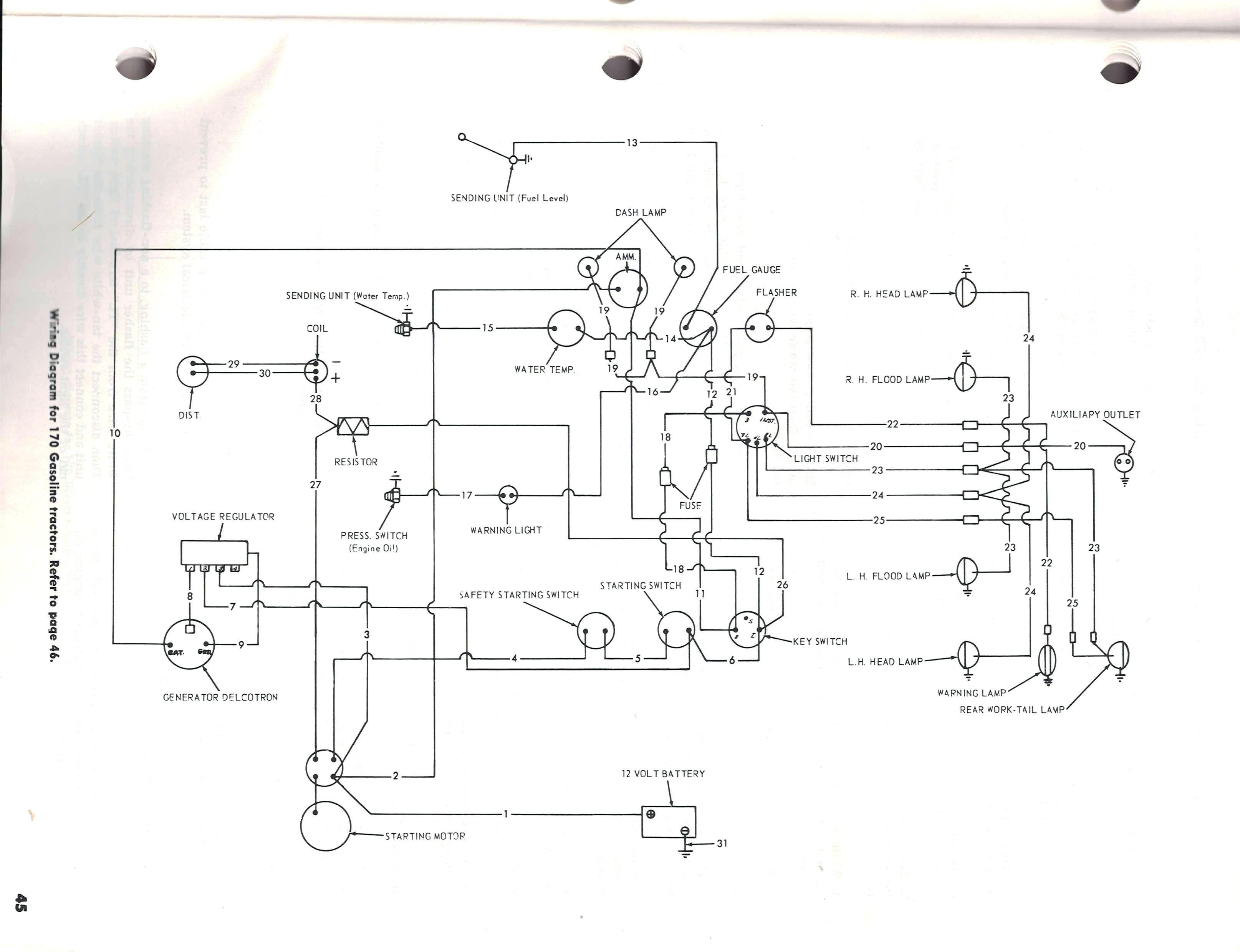 Fresh ford 8n 12 Volt Conversion Wiring Diagram Diagram