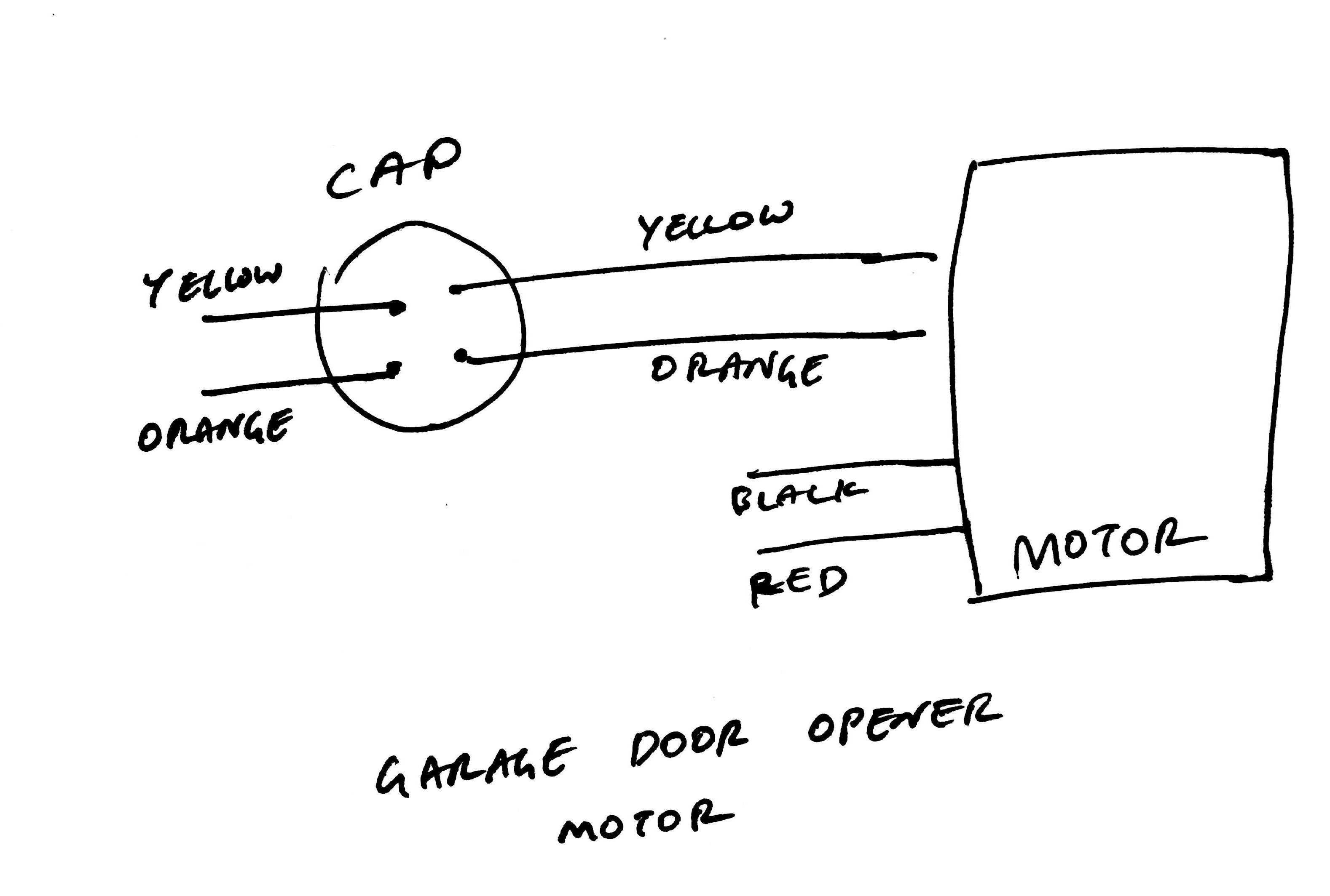 H Bridge Wiring For A Wire Ac Motor Electrical Engineering Imgur start and run capacitors