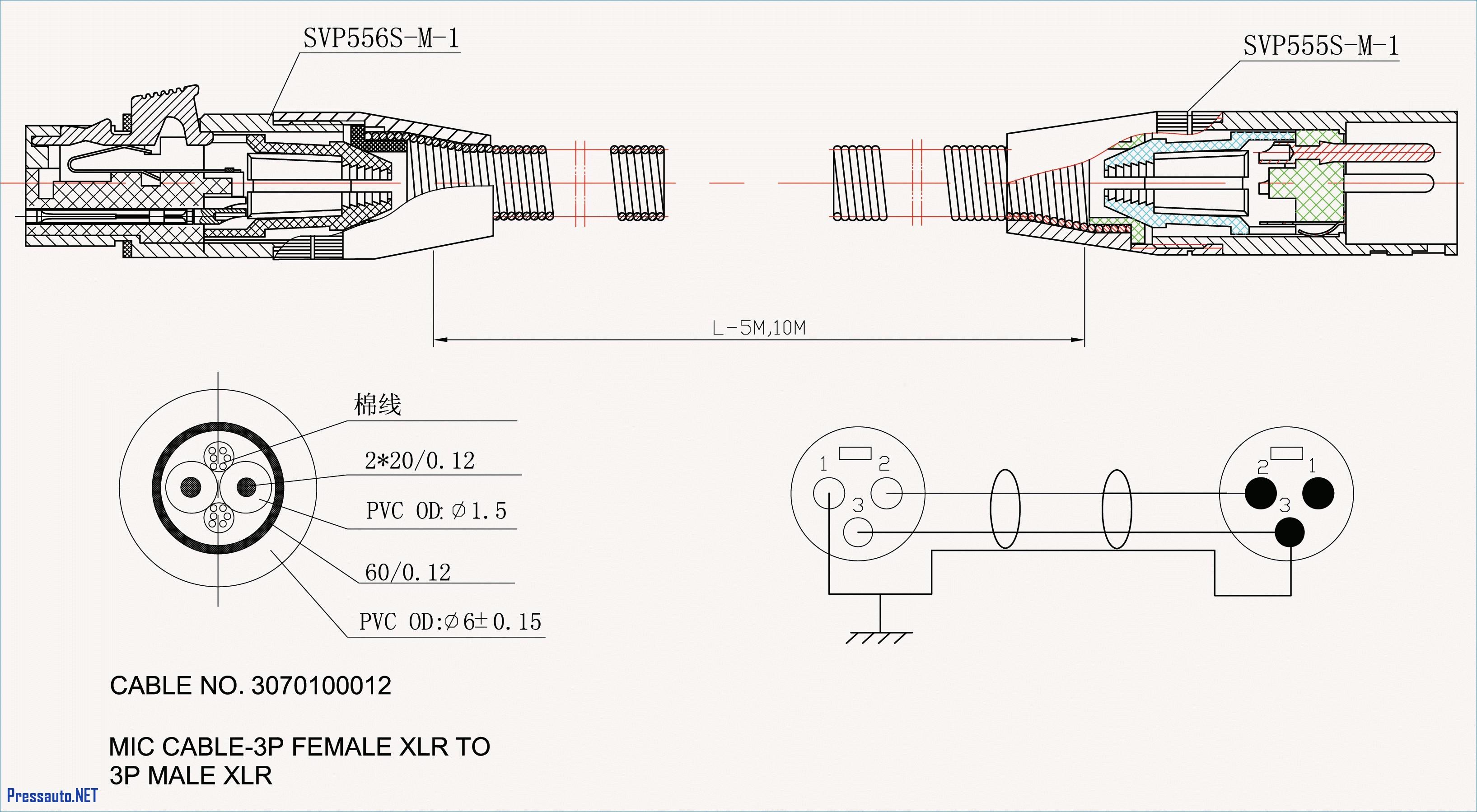 3 Wire Condenser Fan Motor Wiring Diagram Beautiful 3 Wire Microphone Wiring Diagram Webtor