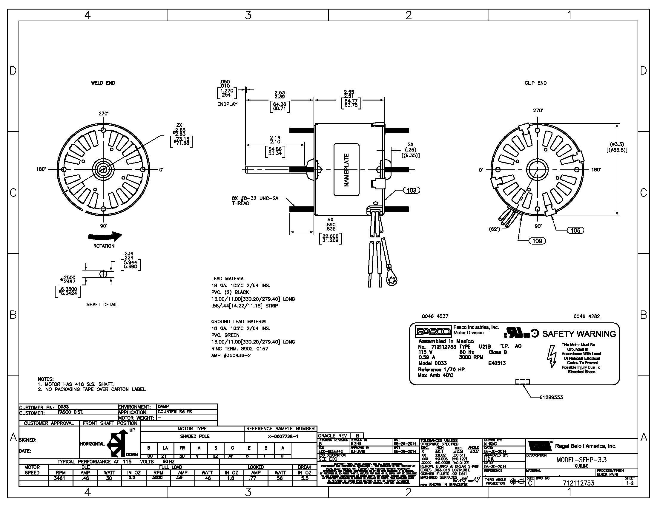 Ac fan motor capacitor wiring diagram