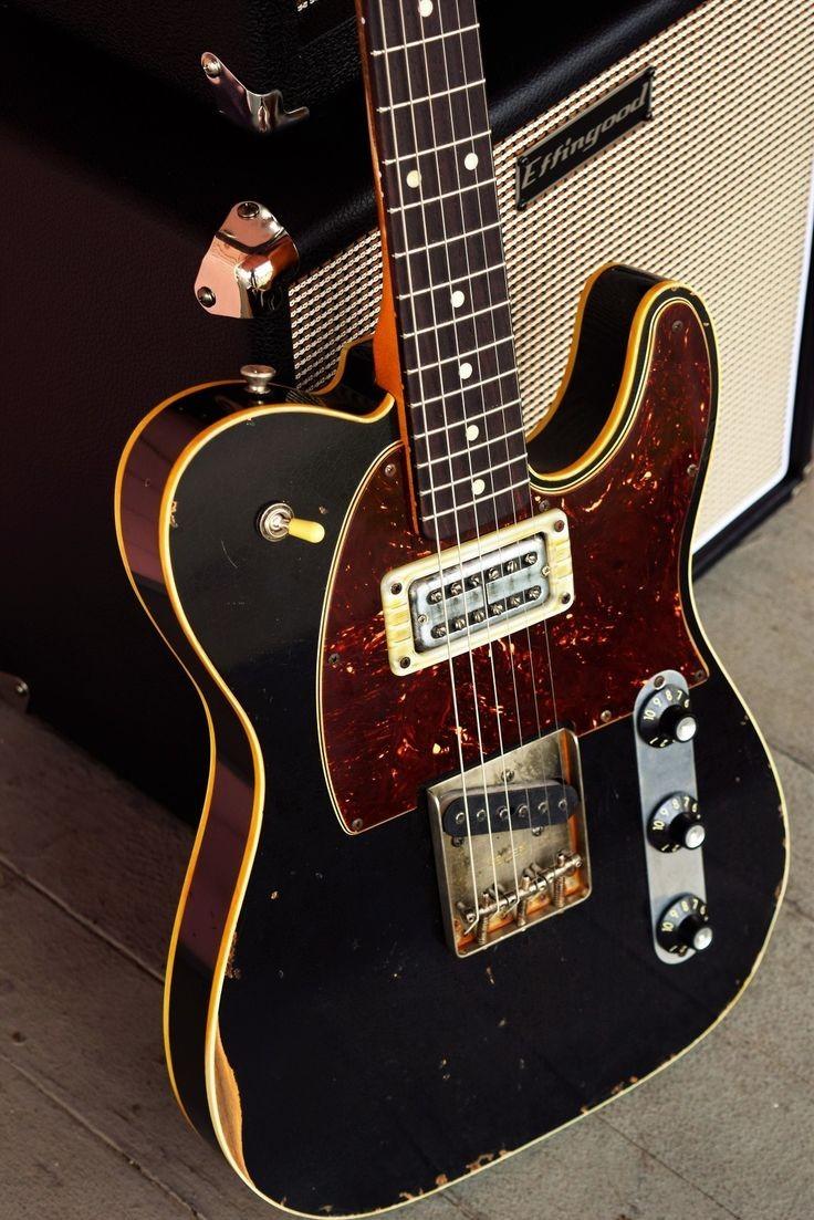 "Leo Fender ""Tribute"" Masterbuilt Wildwood Custom Shop Telecaster"
