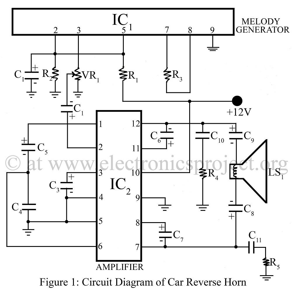 Car Air Horn Wiring Diagram Atv Free Diagrams Readingrat Net Within For Horns Using Stock Grounded