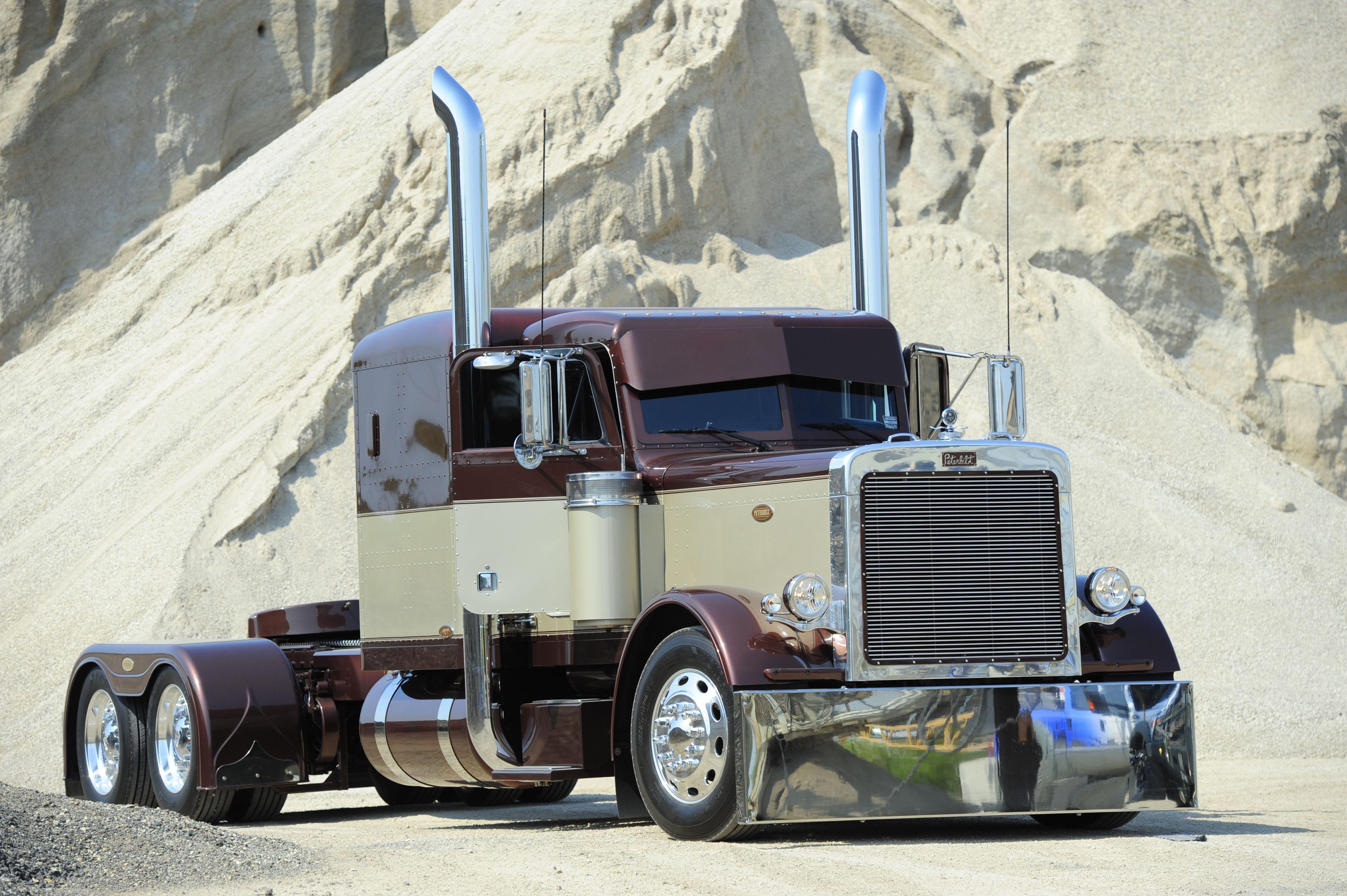 241 best The Peterbilt 379 The Mother of All Custom Trucks images on Pinterest