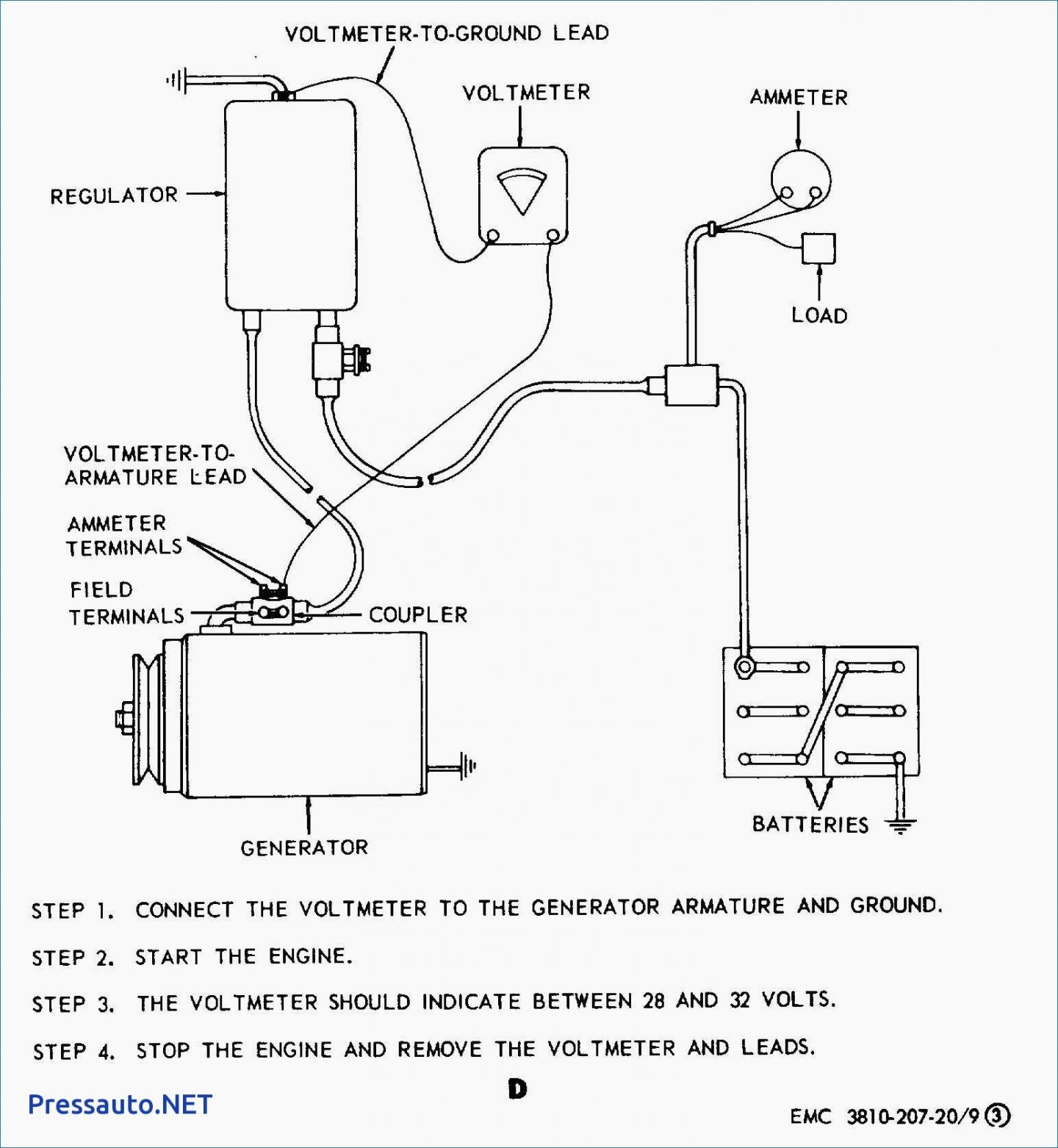 Wps Alternator Wiring Diagram - Wiring Diagrams Schematics