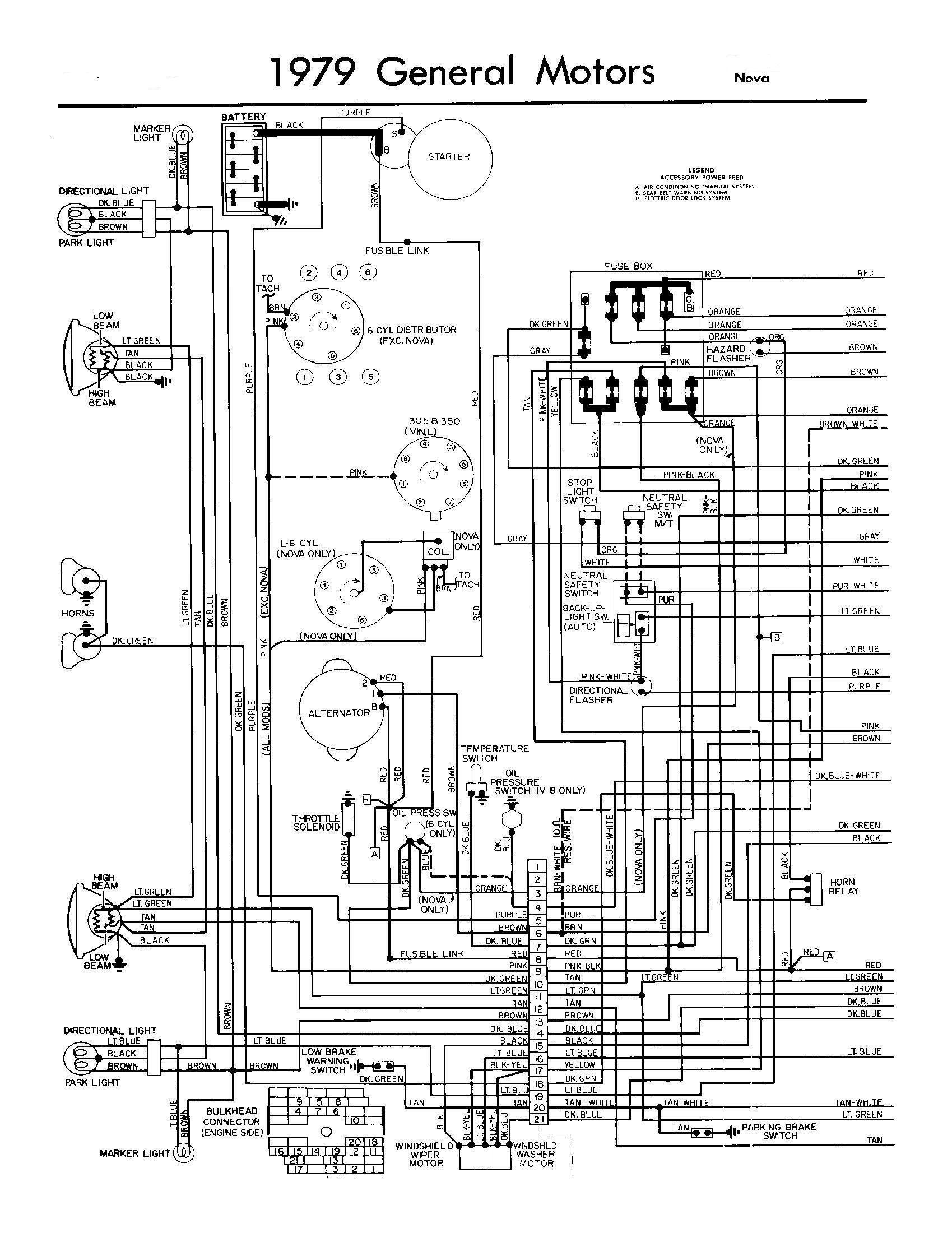 Diagram · All Generation Wiring Schematics Chevy