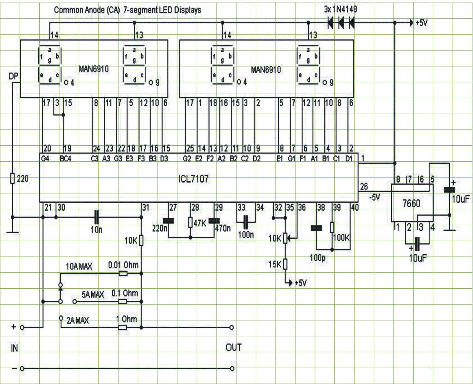 Ammeter Circuit Diagram Juanribon Expert Circuitsdesign wiring diagram basics electrician rates where