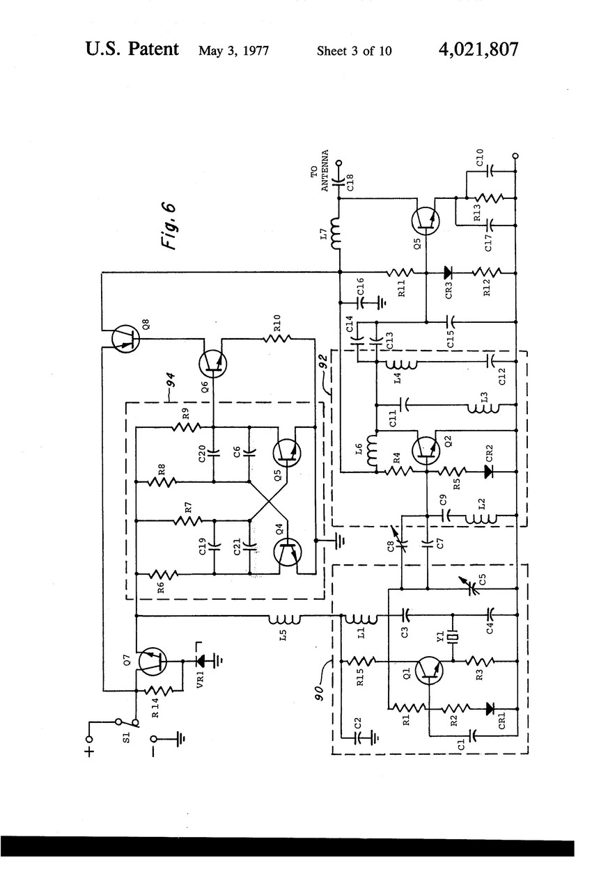 ammeter circuit diagram