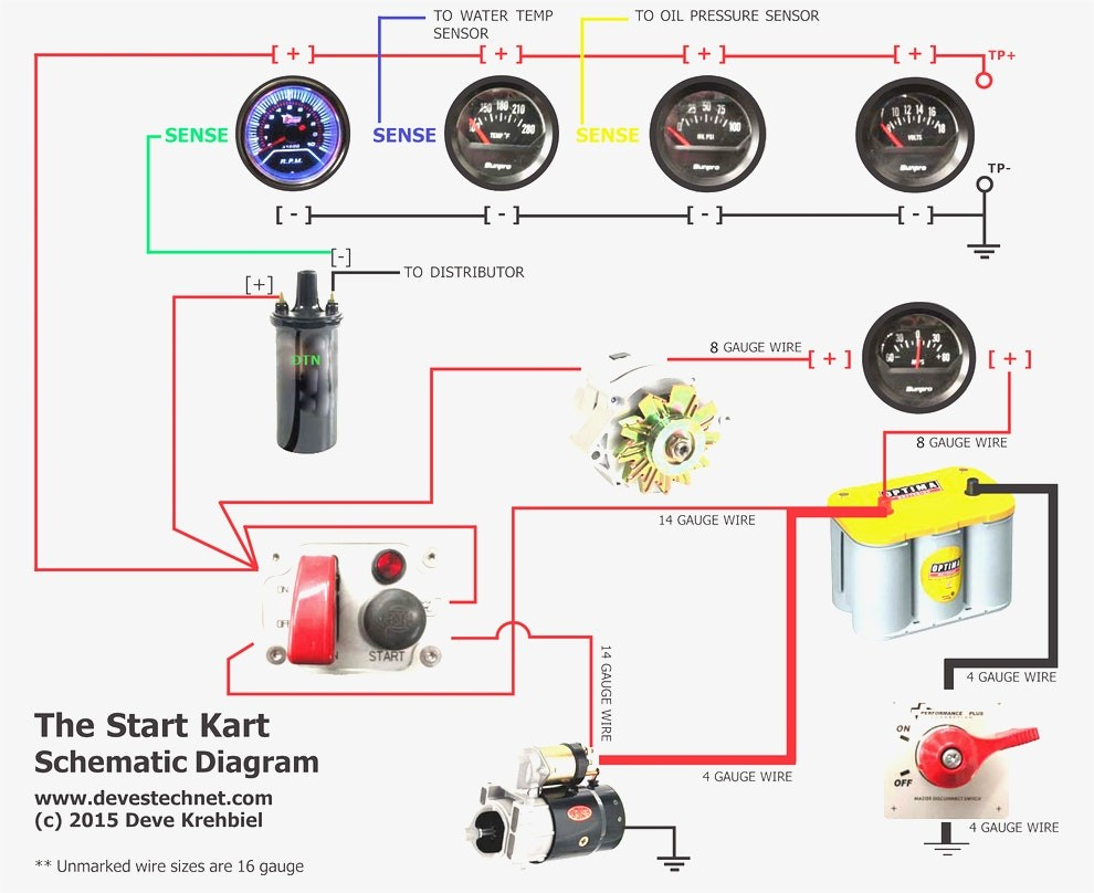 New Wiring Diagram For Auto Meter Amp Gauge How To Install An Auto