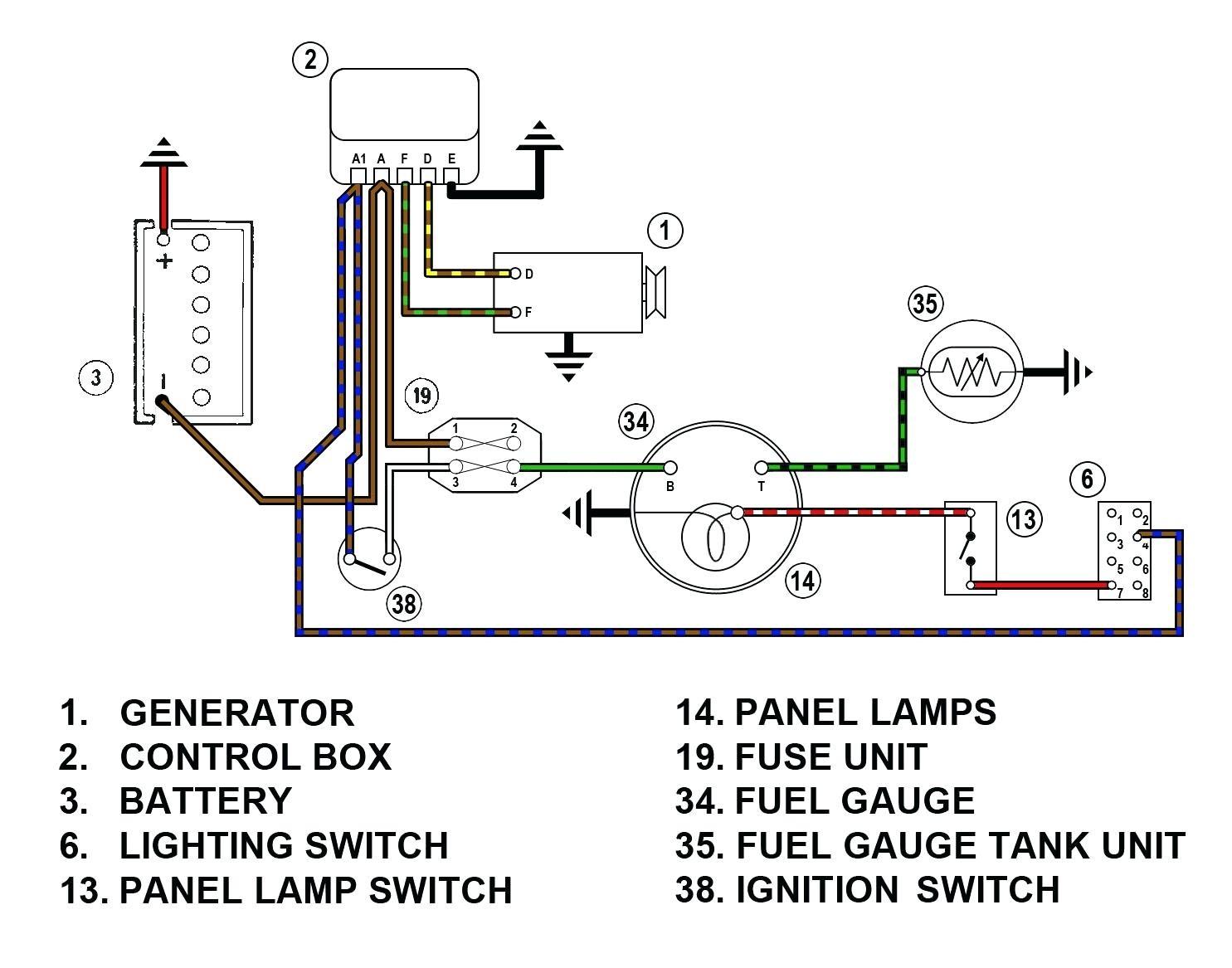 fortable Sunpro Amp Gauge Wiring Schematic Wiring