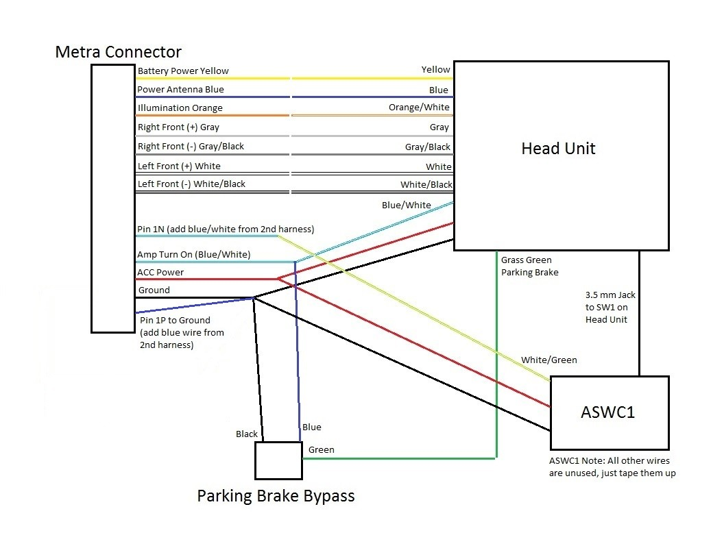 Miata munity Wiki In Aswc 1 Wiring Diagram Saleexpert Me At