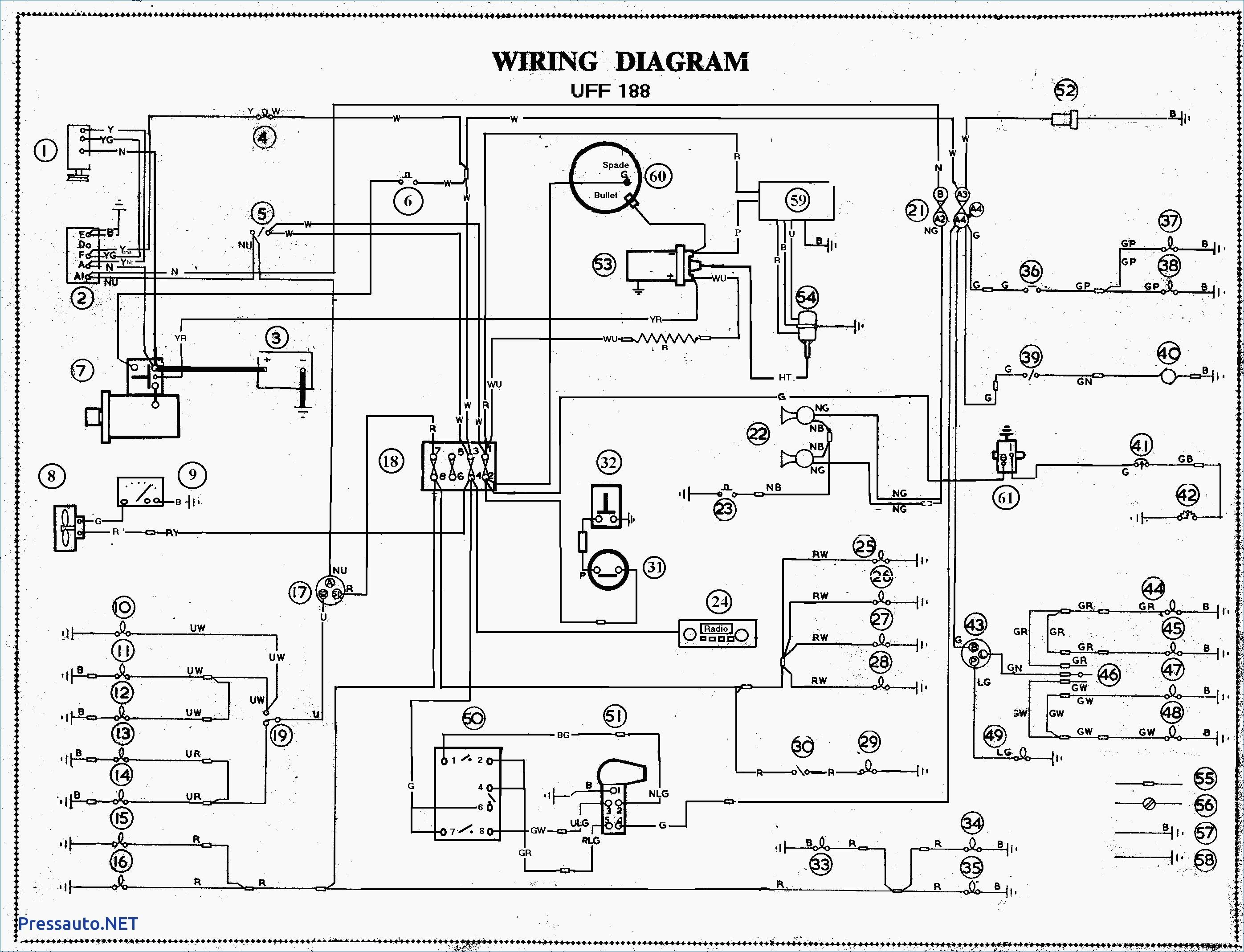 Auto Wiring Diagrams 1