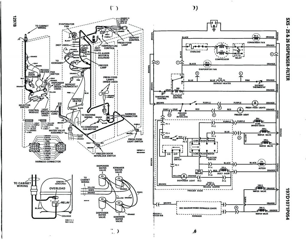 Size of Car Diagram Car Air Conditioning System Wiring Diagram Automotive Conditioner Pdf Staggering