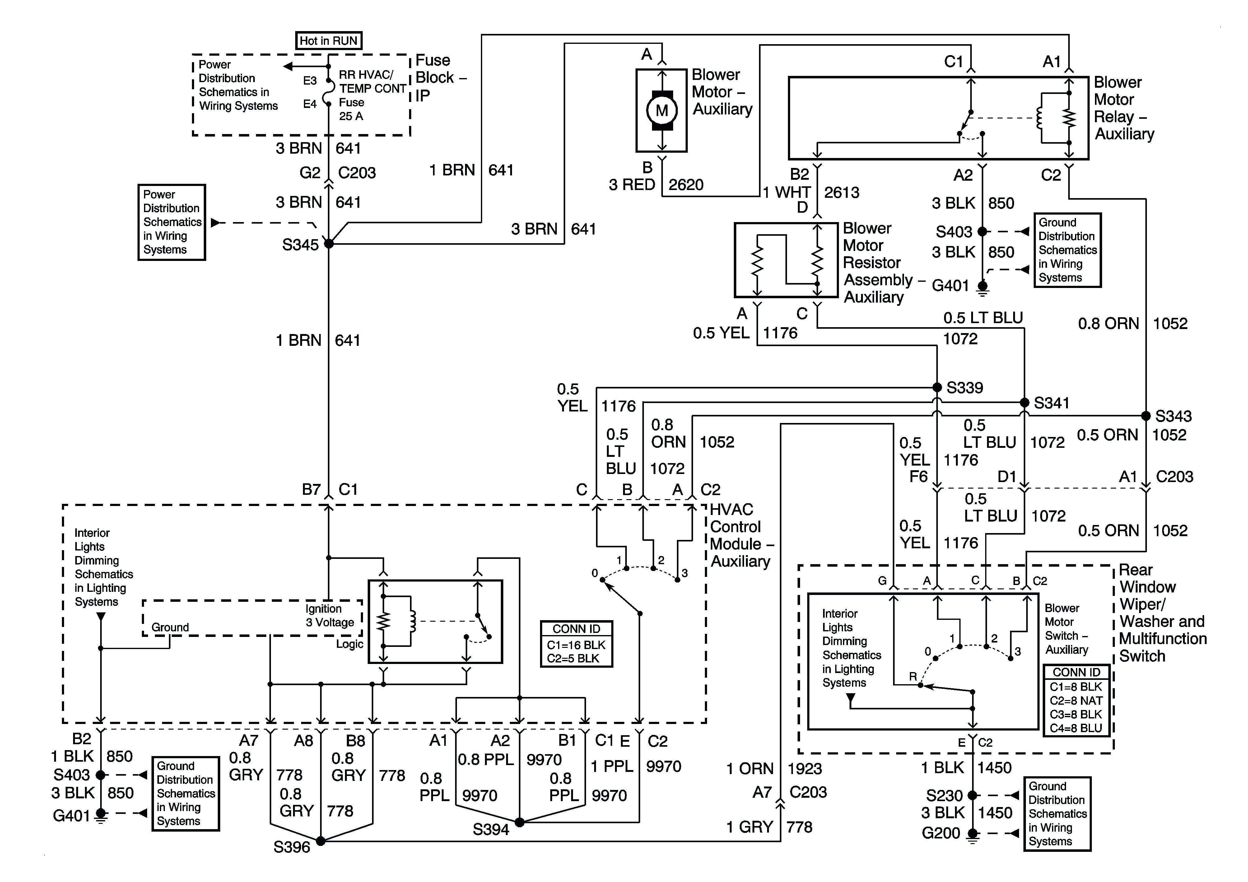 Automotive Air Conditioner Wiring Diagram Diagrams Start Stop Ac Inside Electrical Auto Dia
