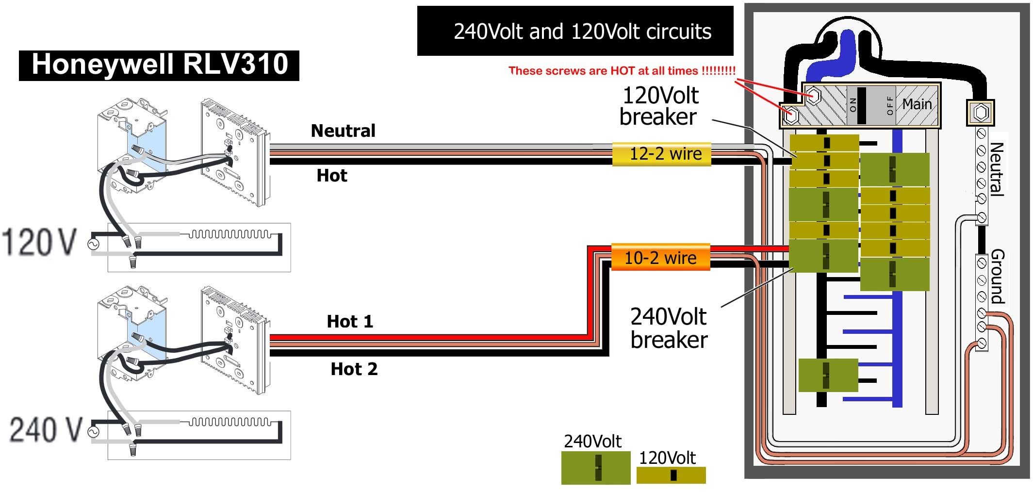 Unusual Immersion Heater Thermostat Wiring Diagram Gallery