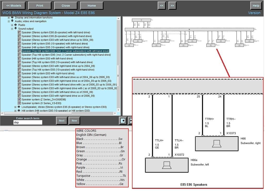 Bmw Wds Bmw Wiring Diagram System V12 3 - Auto Electrical Wiring ...