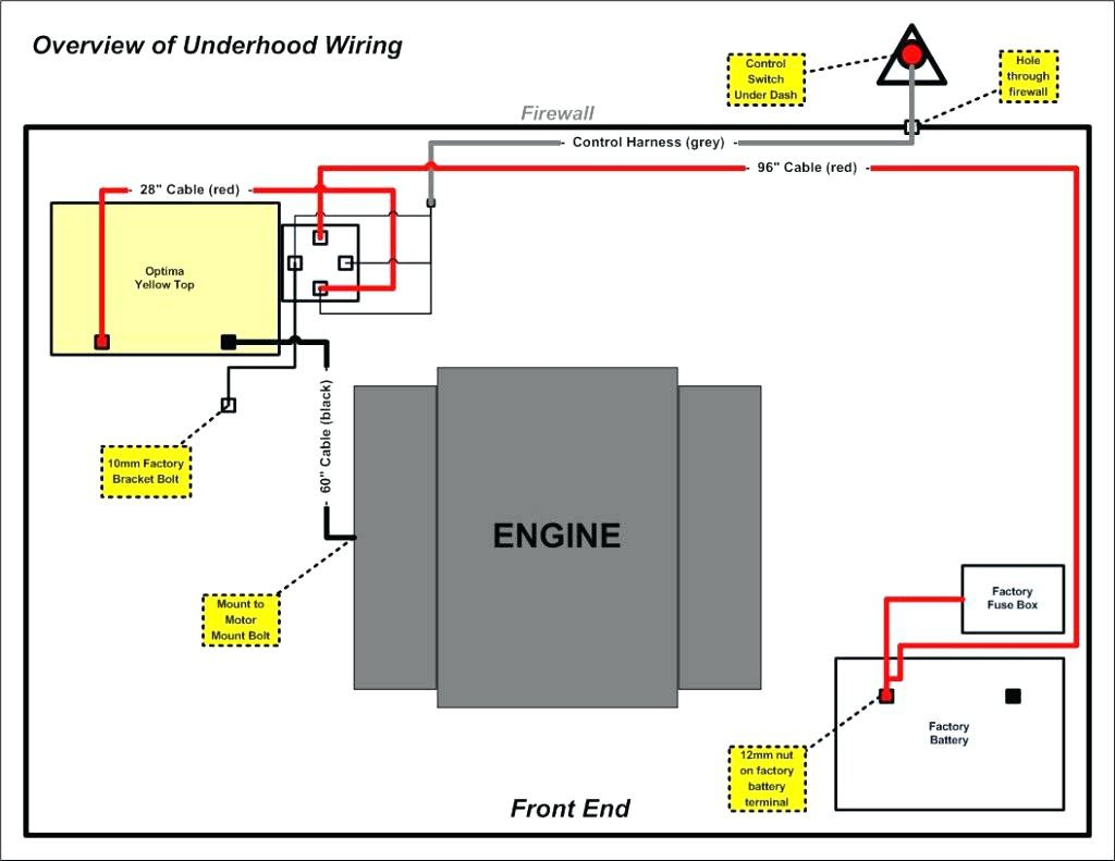 Bass Boat Dual Battery Wiring Diagram Solutions Marine Image