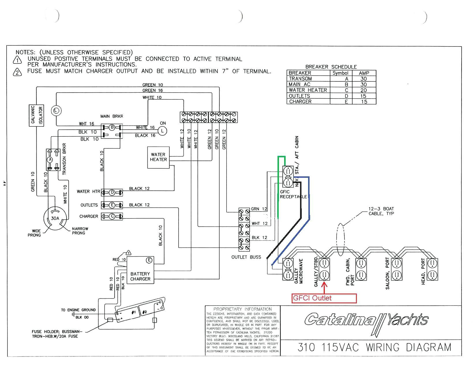 Full Size of Wiring Diagram For Honeywell Thermostat Rth111b1016 Electrical System Page 2 Battery Boat Archived