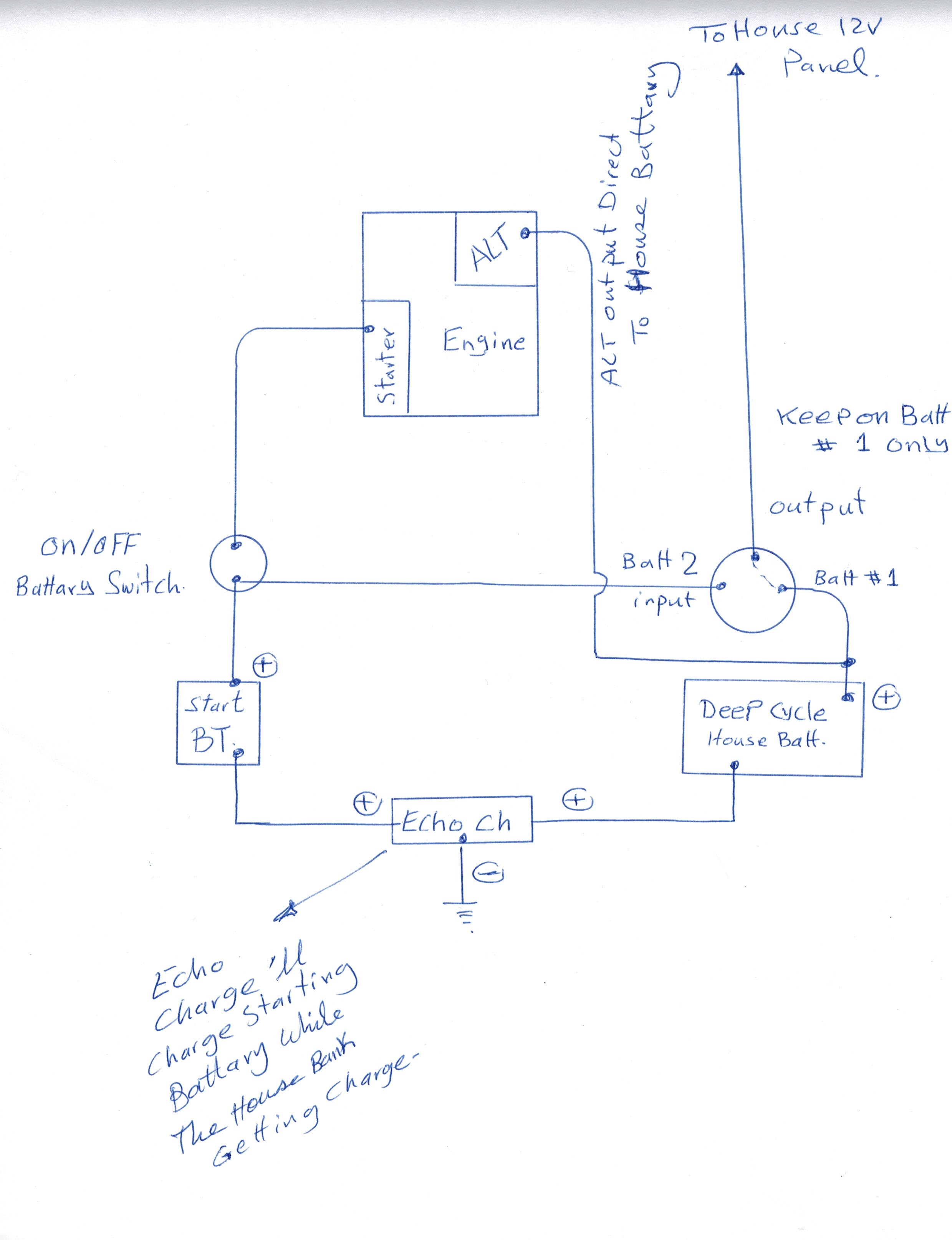 Landscape Lighting Wiring Instructions Diagram For Boat Lights The
