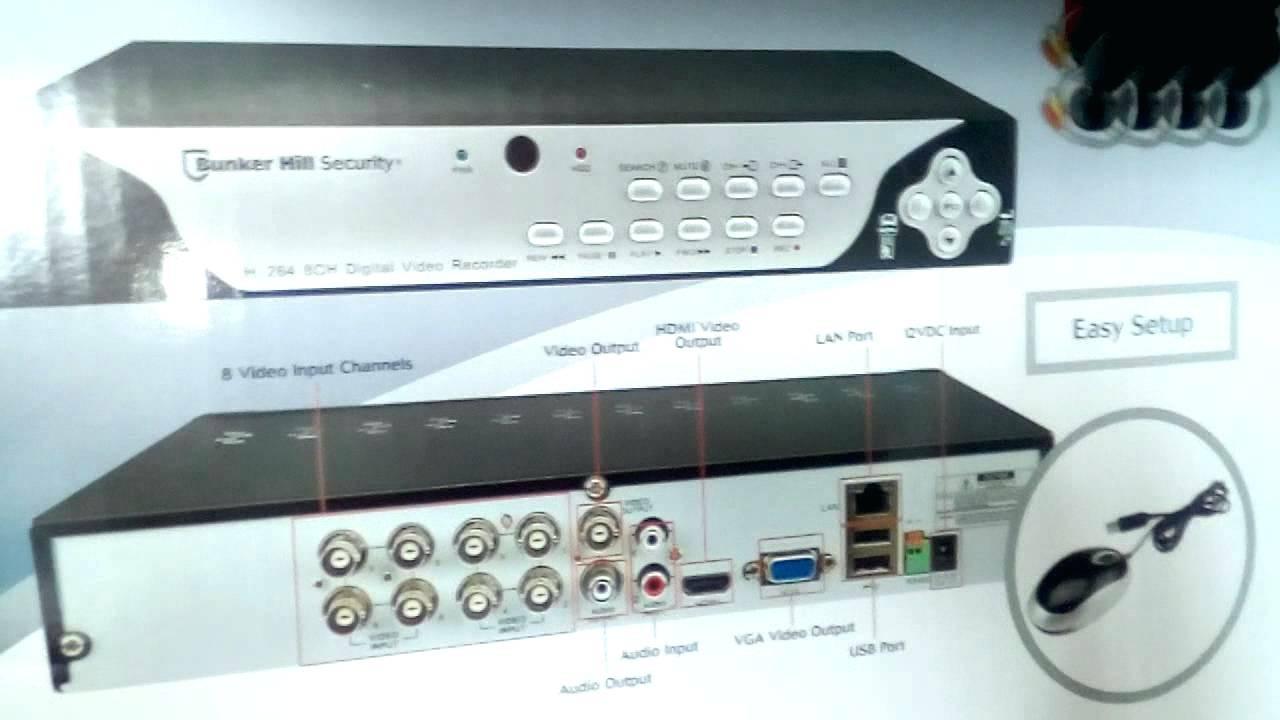 Bunker Hill Security Camera Wiring Diagram   Wiring Diagram Image