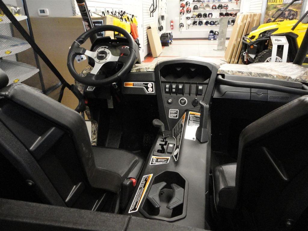 2015 Can Am mander 1000 XT P Cockpit 2015 Can Am mander 1000 XT P Pinterest