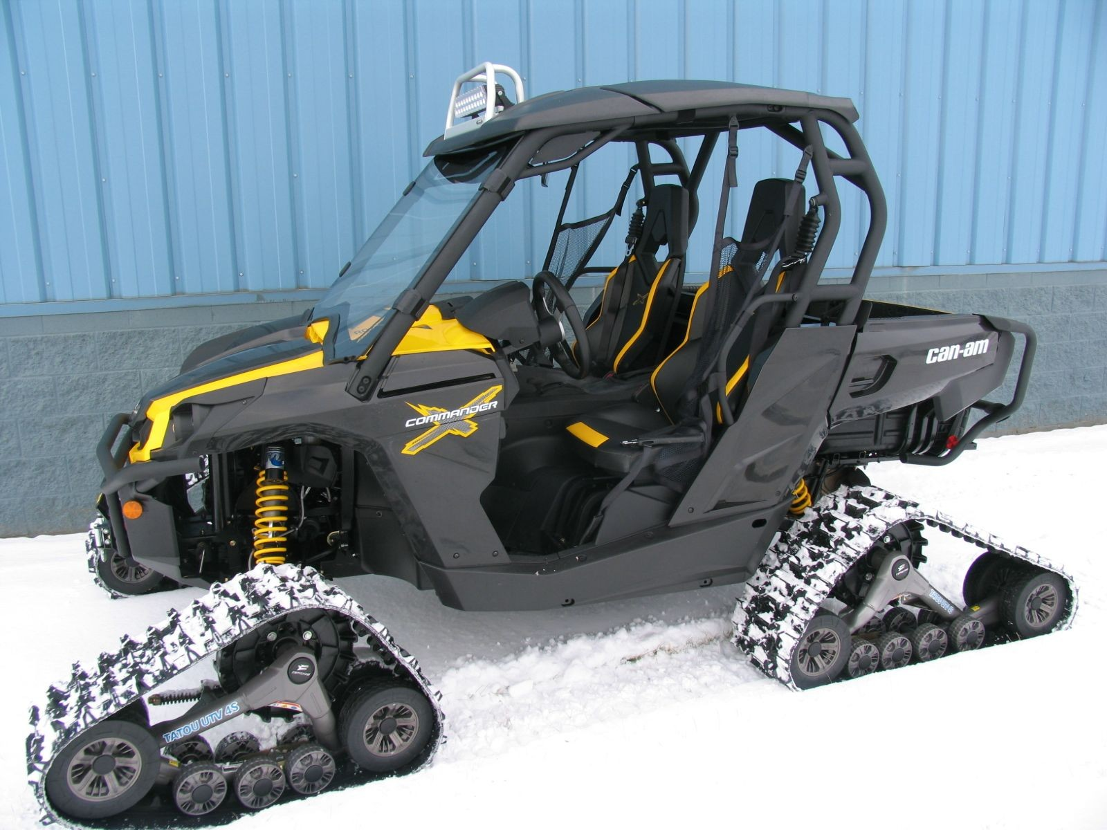 The Ultimate Can Am mander 1000X