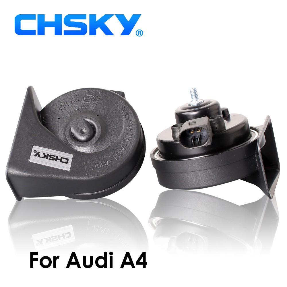 CHSKY Car Horn Snail type Horn For Audi A4 B5 B6 B7 B8 B9 1994