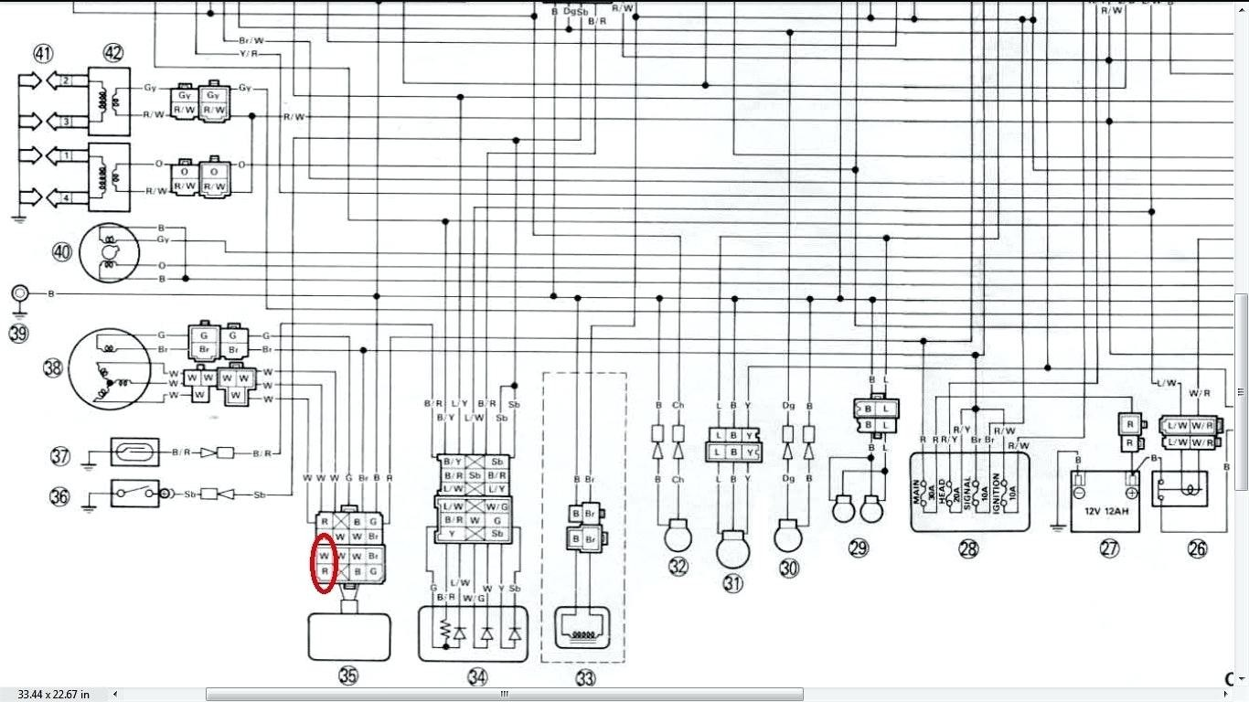 Perfect 1976 Honda Cb750 Wiring Diagram Festooning - Electrical ...