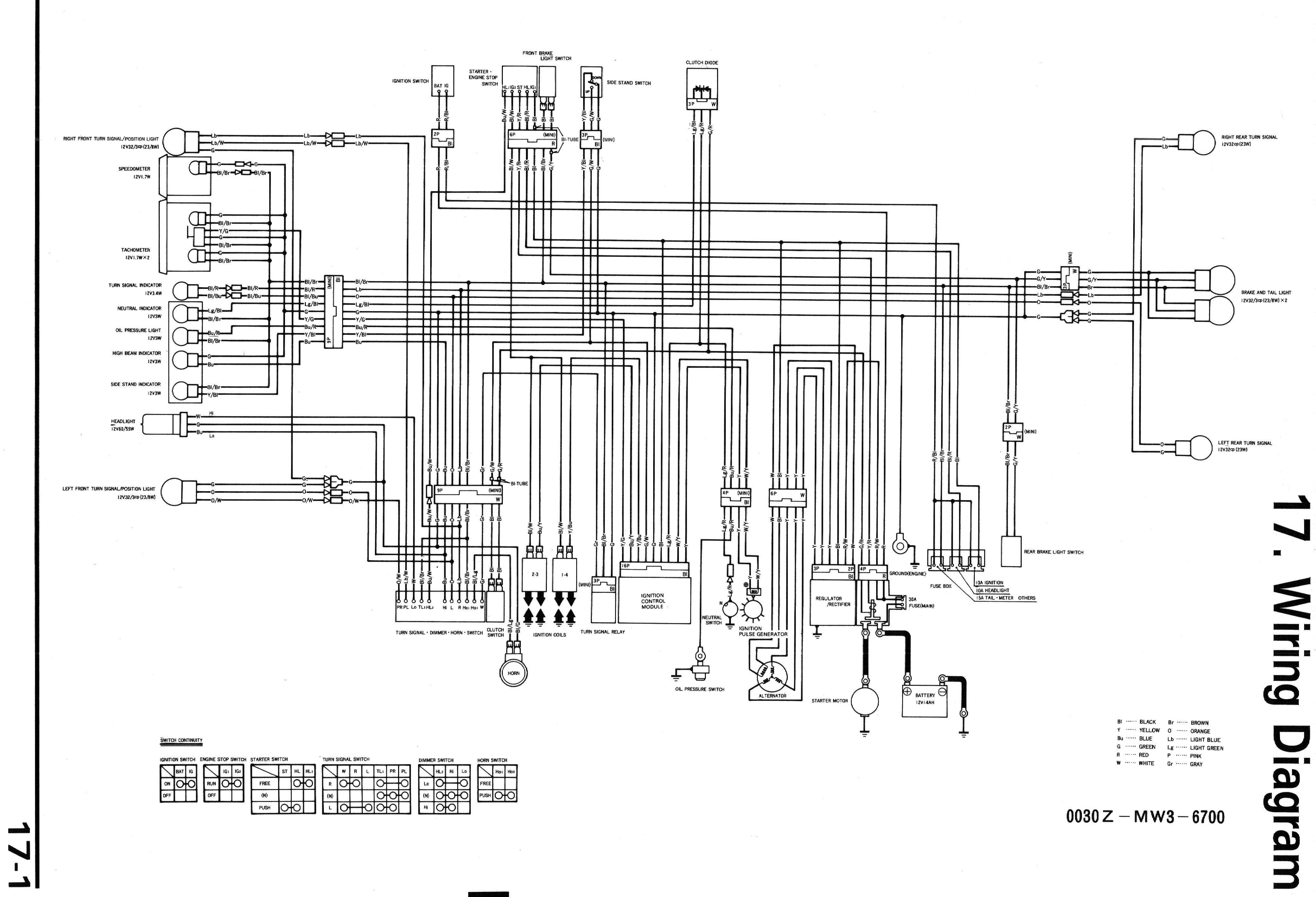 nighthawk 750 wiring diagram free vehicle wiring diagrams u2022 rh generalinfo co