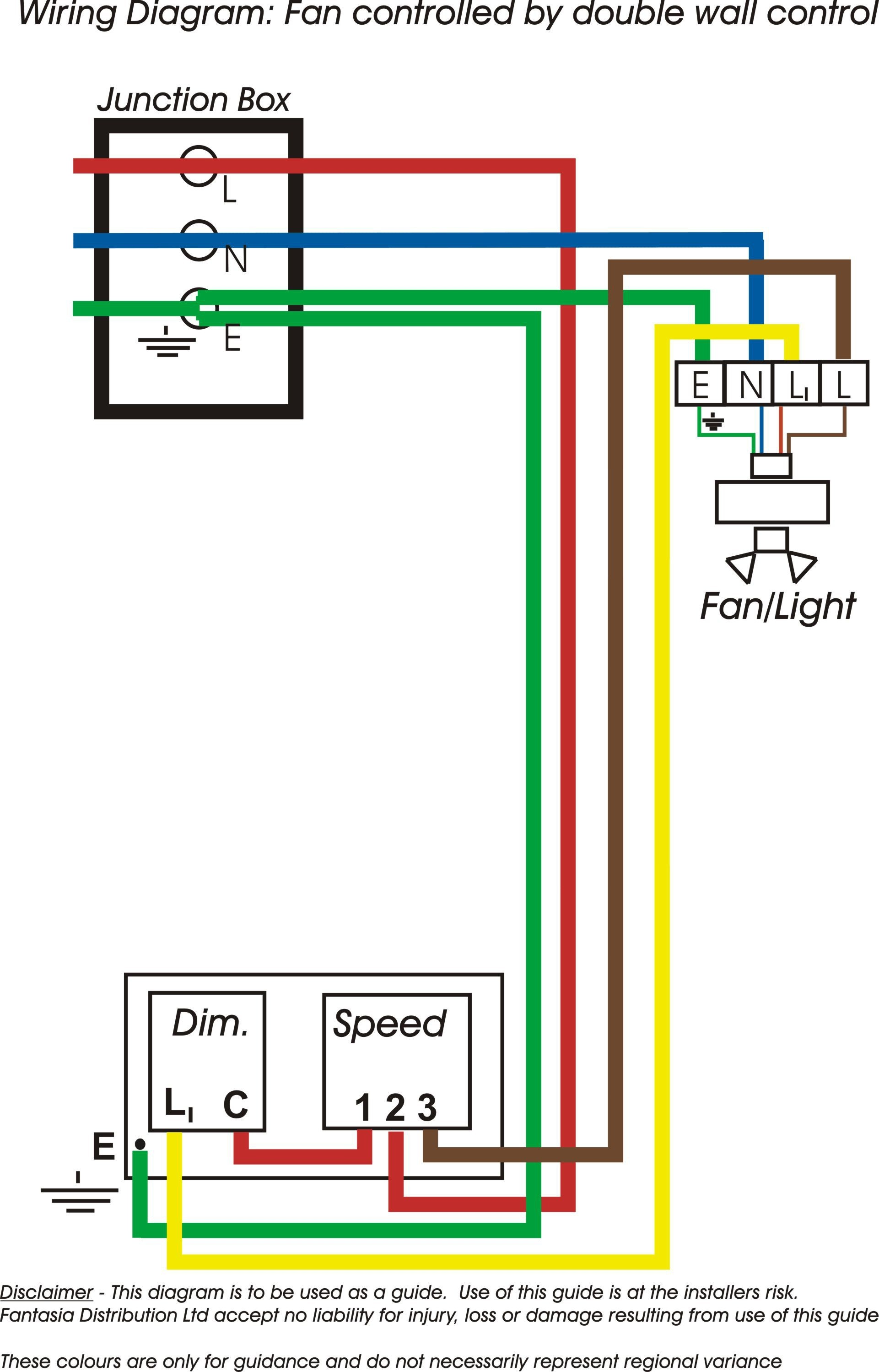 Ceiling Fan Wall Switch Wiring Diagram In 3 Speed With 4 Wires Beautiful Wire And Control