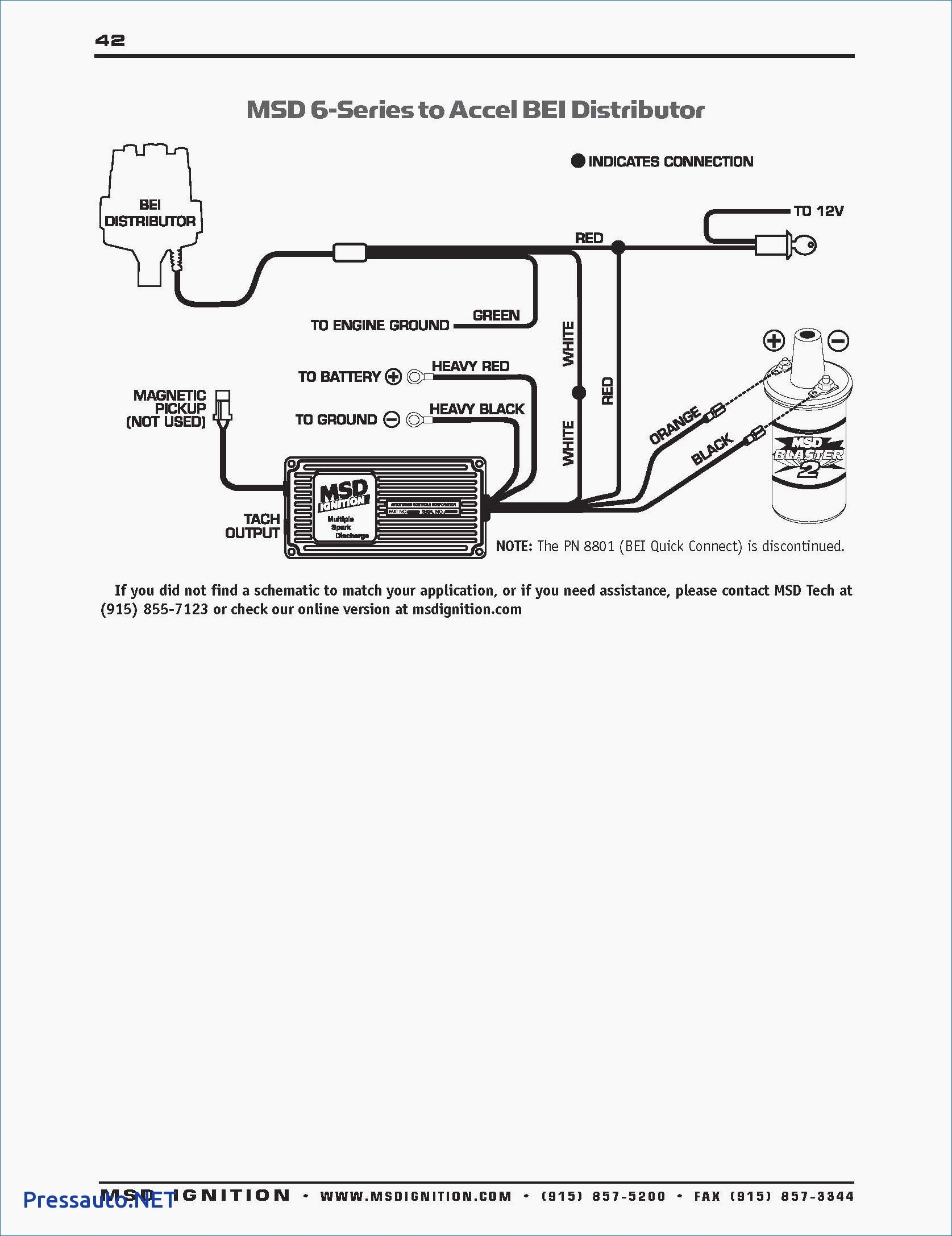 Delco Remy Hei Distributor Wiring Diagram Webtor Awesome Collection